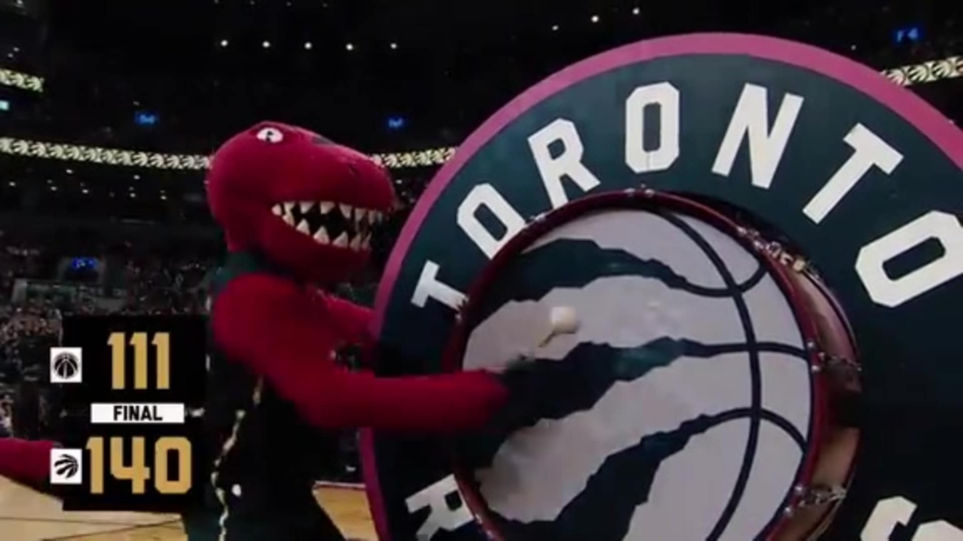 Game Tape: Raptors vs Wizards - January 17, 2020