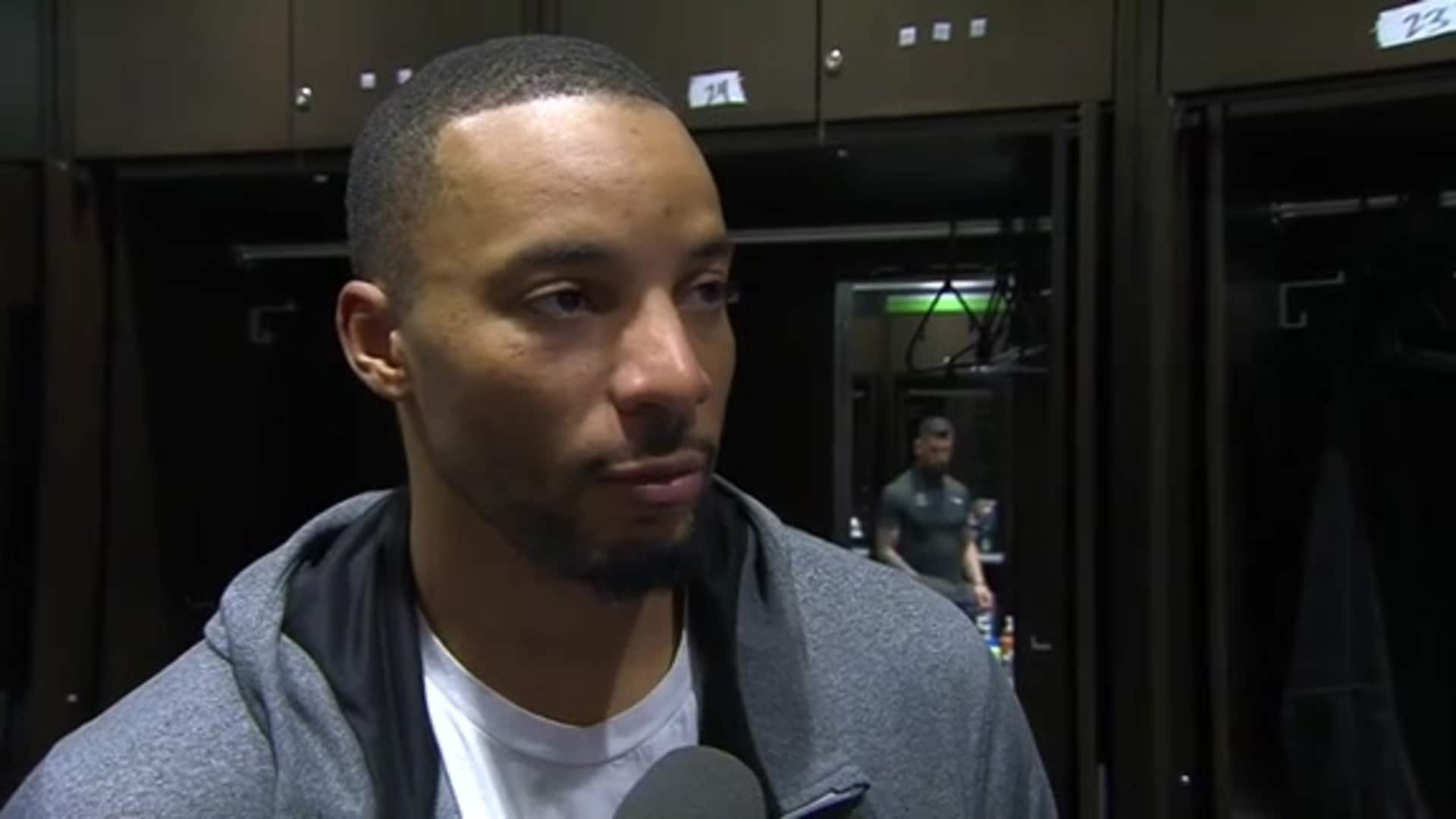 Raptors Post Game: Norman Powell - January 18, 2020