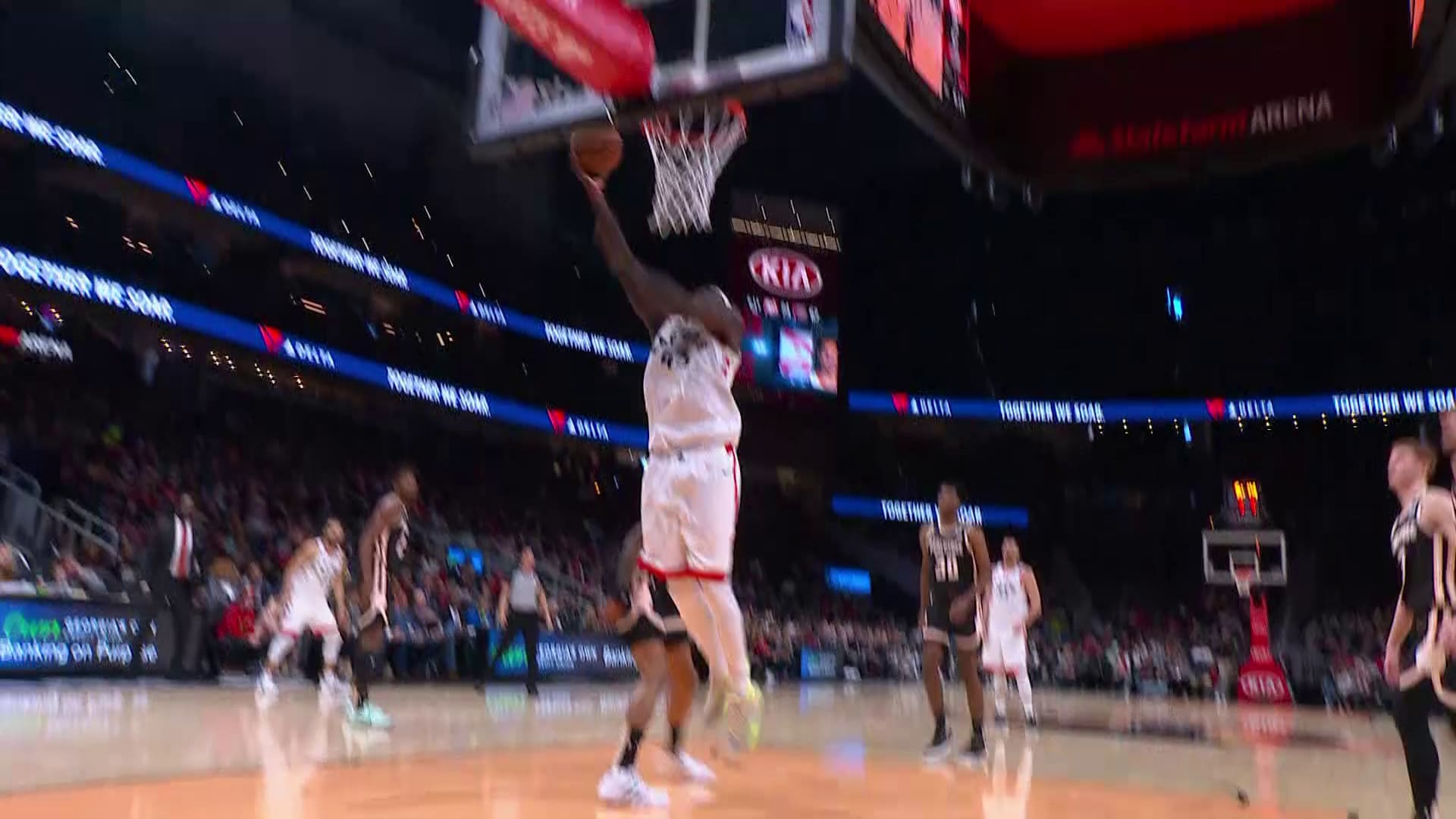 Raptors Highlights: Siakam Layup - January 20, 2020