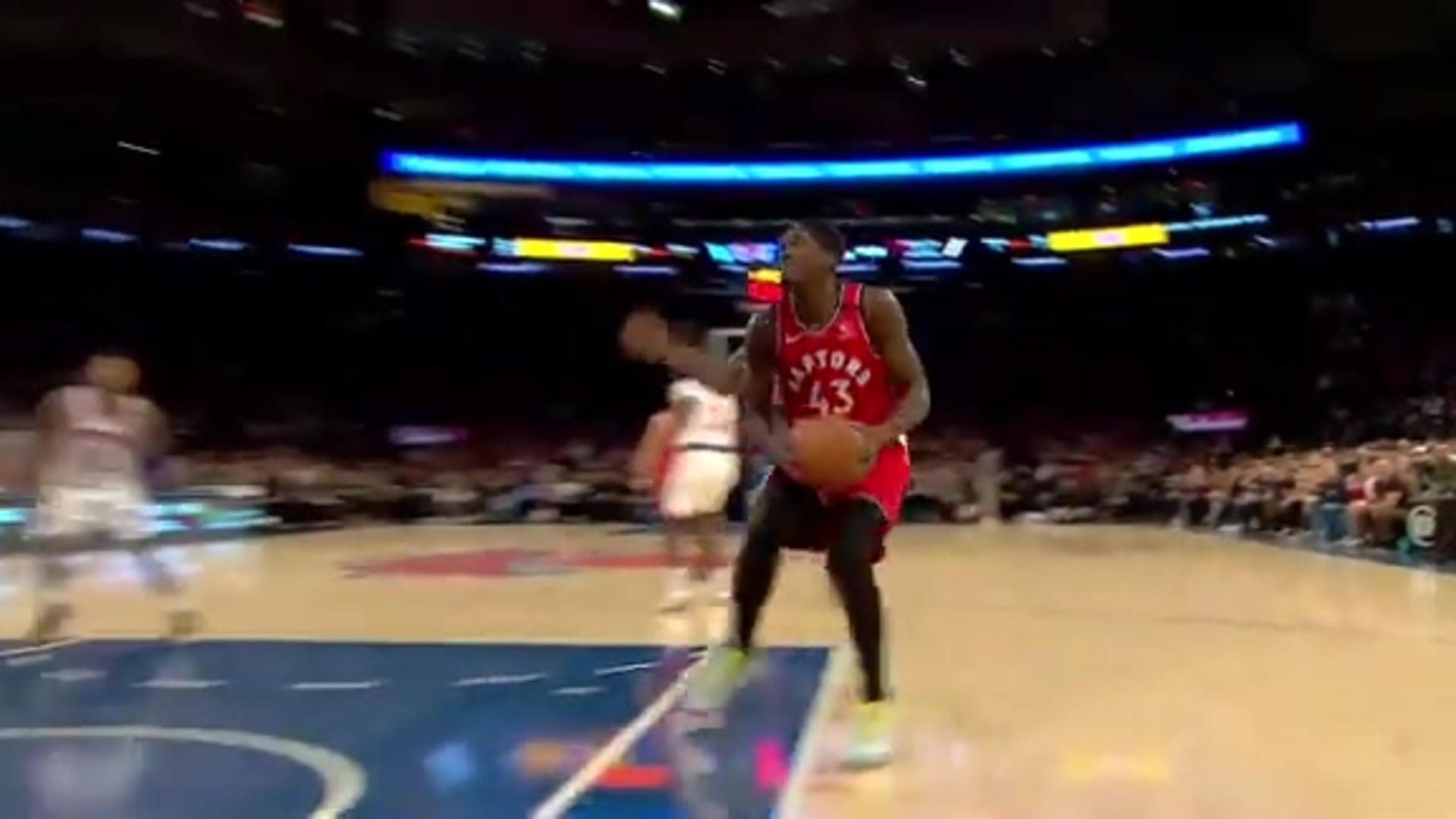 Raptors Highlights: Siakam Dunk - January 24, 2020