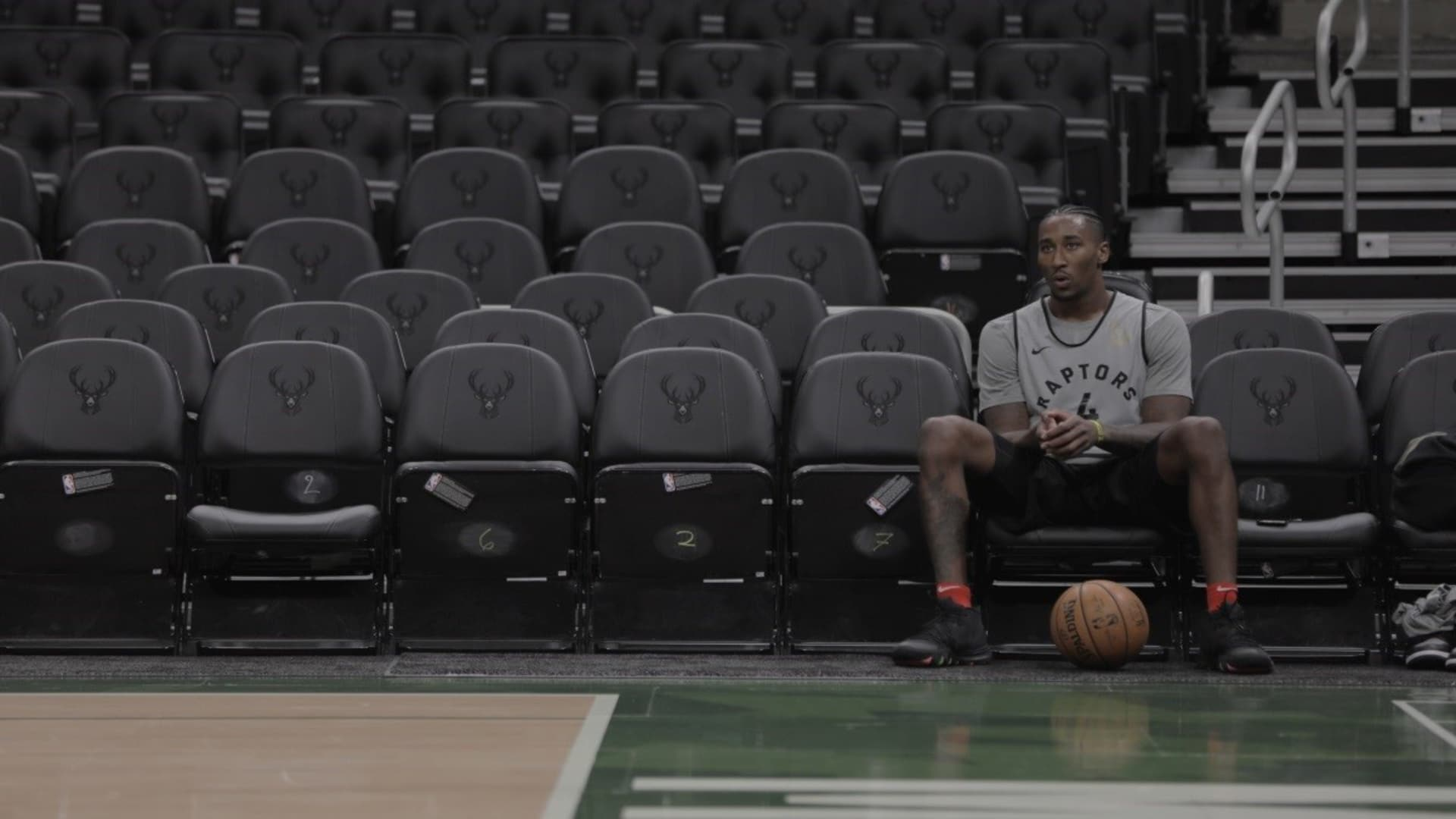 Rondae Hollis-Jefferson and Meditation | Open Gym: Moment presented by Bell