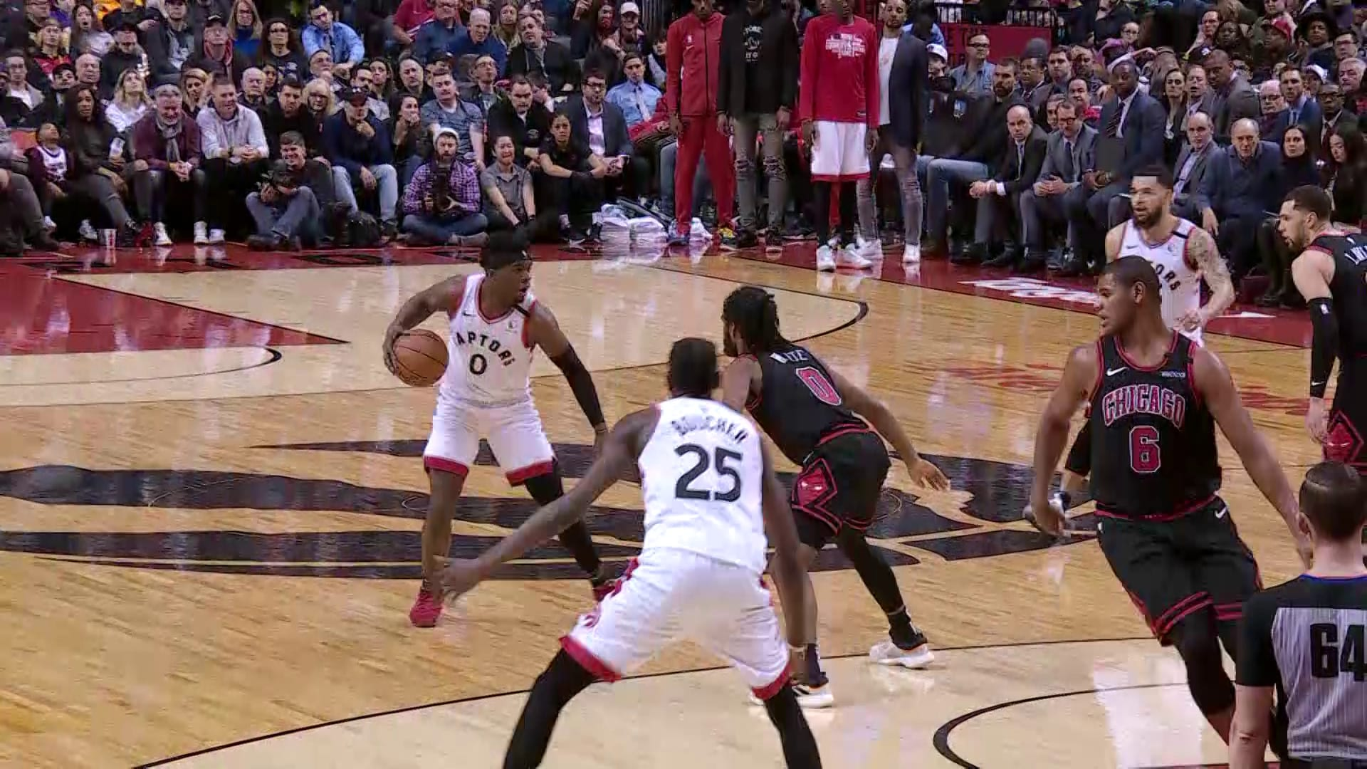 Game Tape: Raptors vs Bulls - February 2nd, 2020
