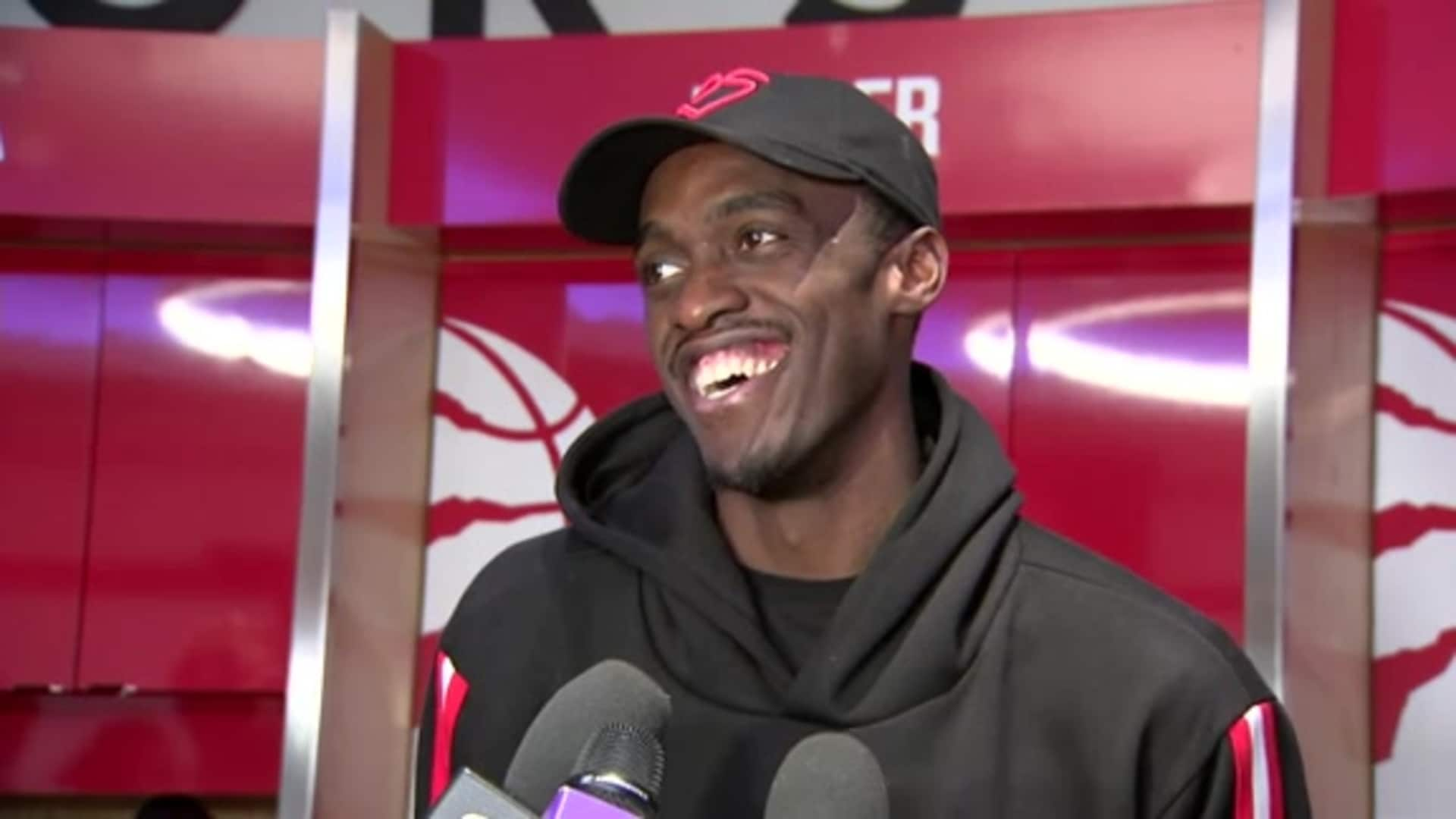 Raptors Post Game: Pascal Siakam - February 10, 2020