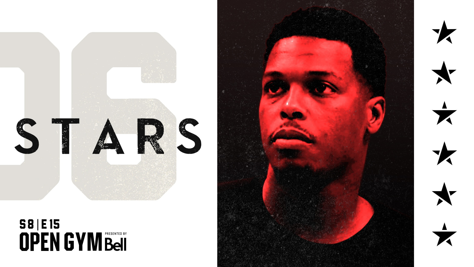 Kyle Lowry becomes a 6x NBA All-Star | Open Gym presented by Bell: S08E15