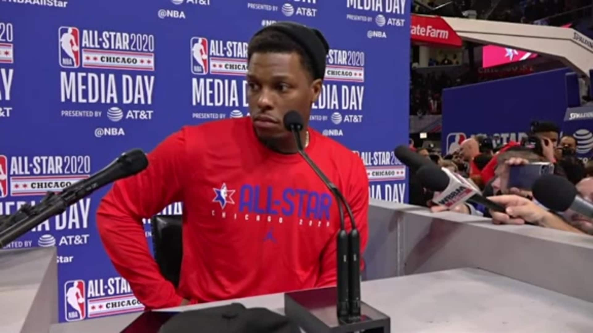 All Star: Kyle Lowry - February 15, 2020