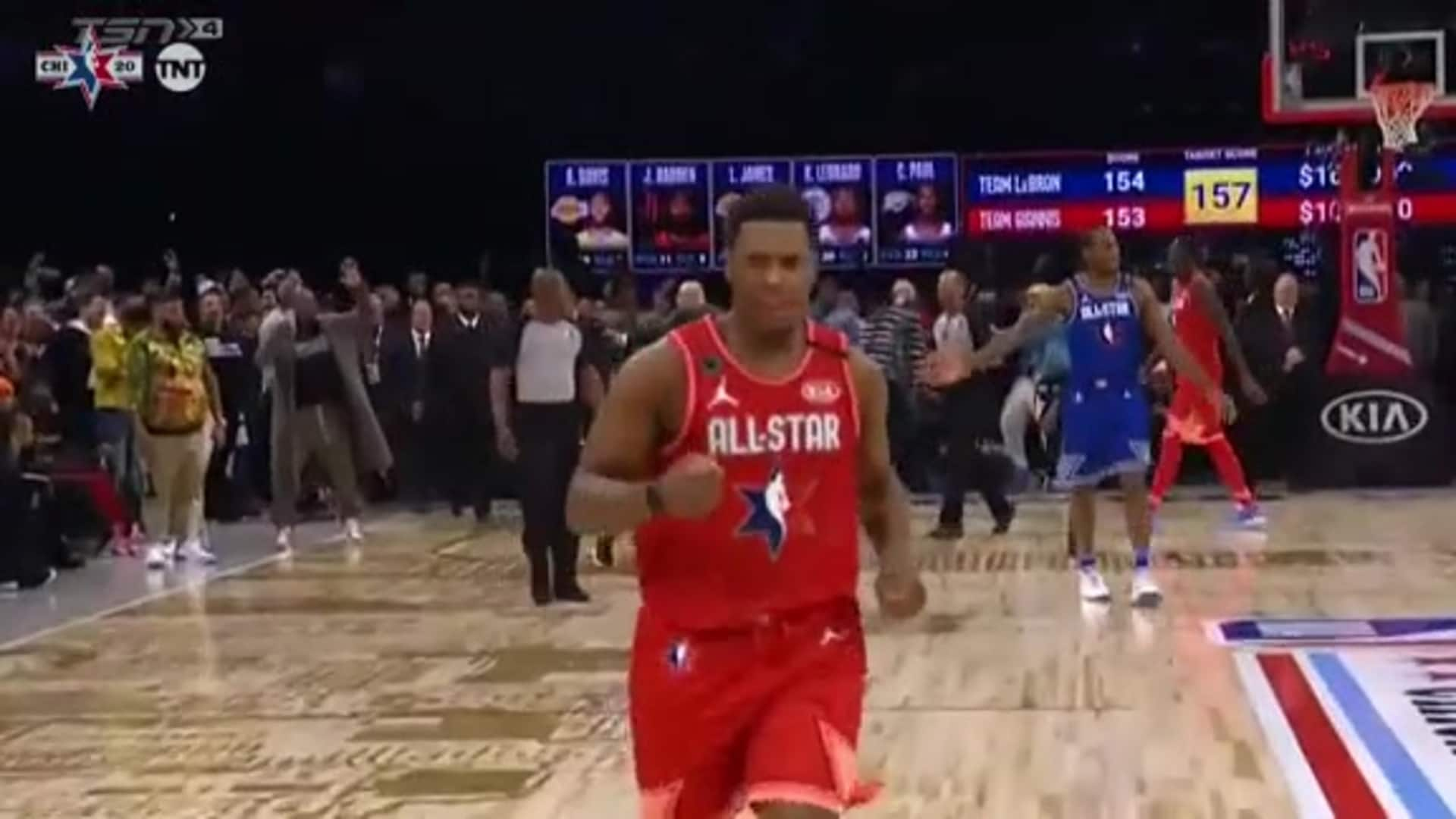 Game Highlights: All Star Game - February 16, 2020