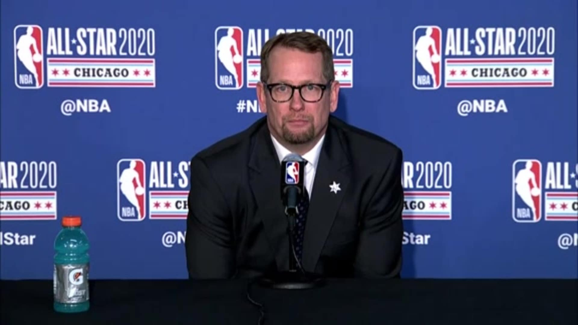 All Star: Nick Nurse - February 18, 2020