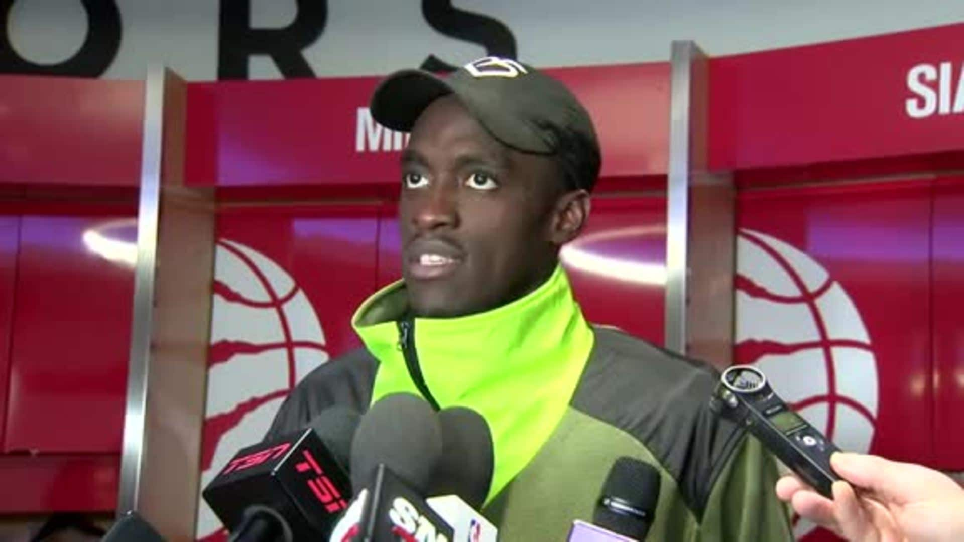 Raptors Post Game: Pascal Siakam - February 21, 2020
