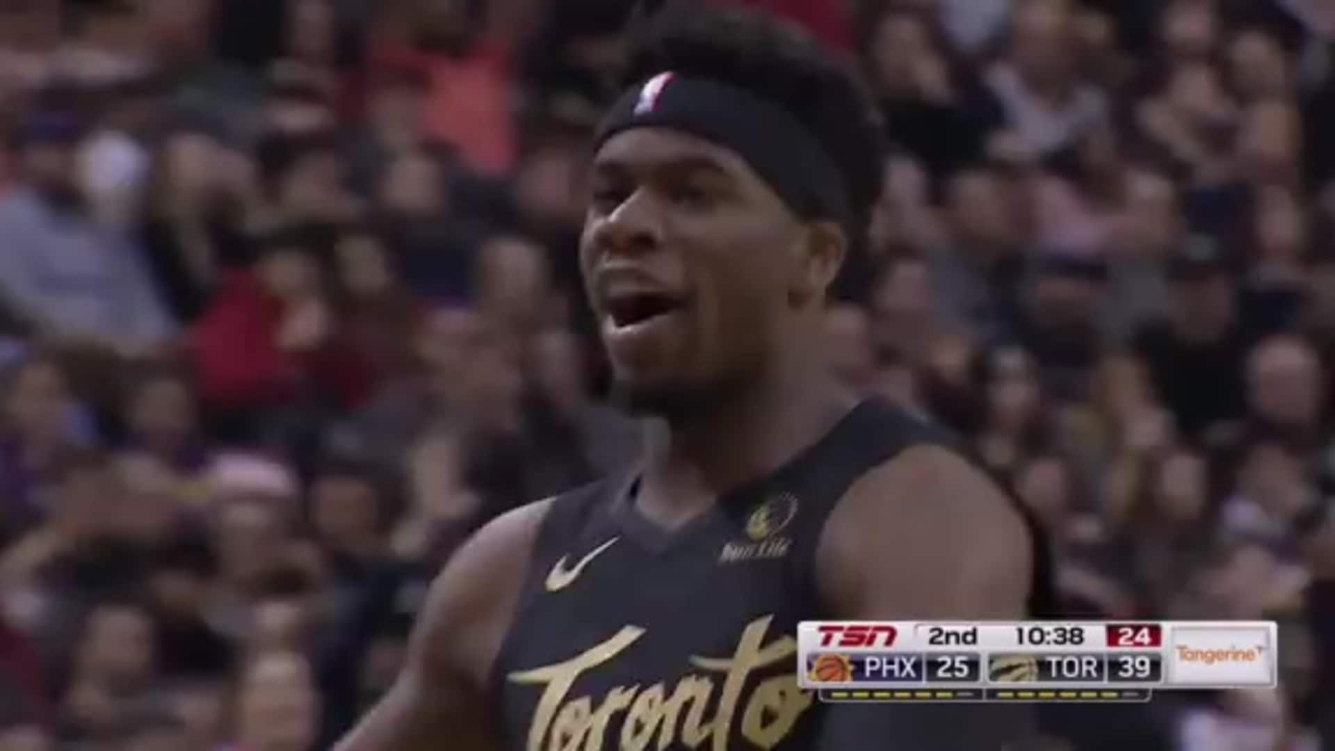 Game Highlights: Raptors vs Suns - February 21, 2020