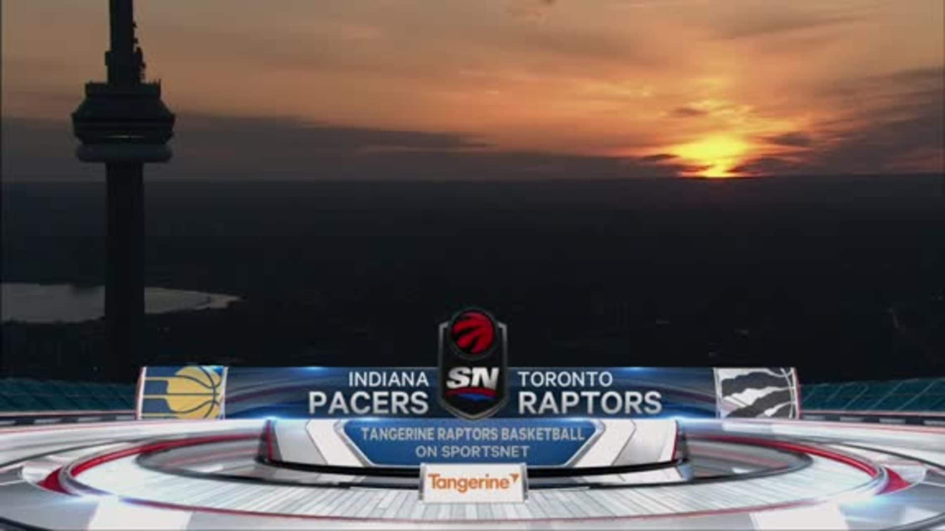 Game Highlights: Raptors vs Pacers - February 23, 2020