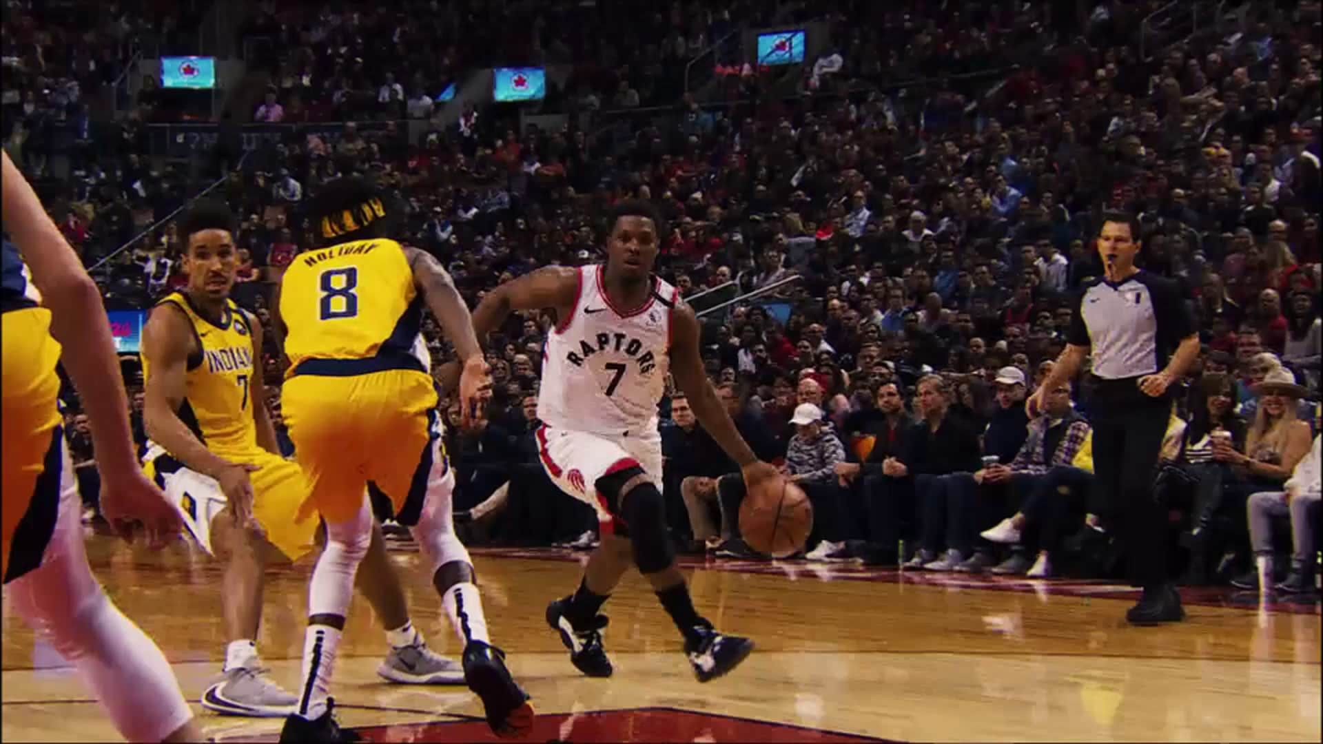 Game Tape: Raptors vs Pacers - February 23rd, 2020