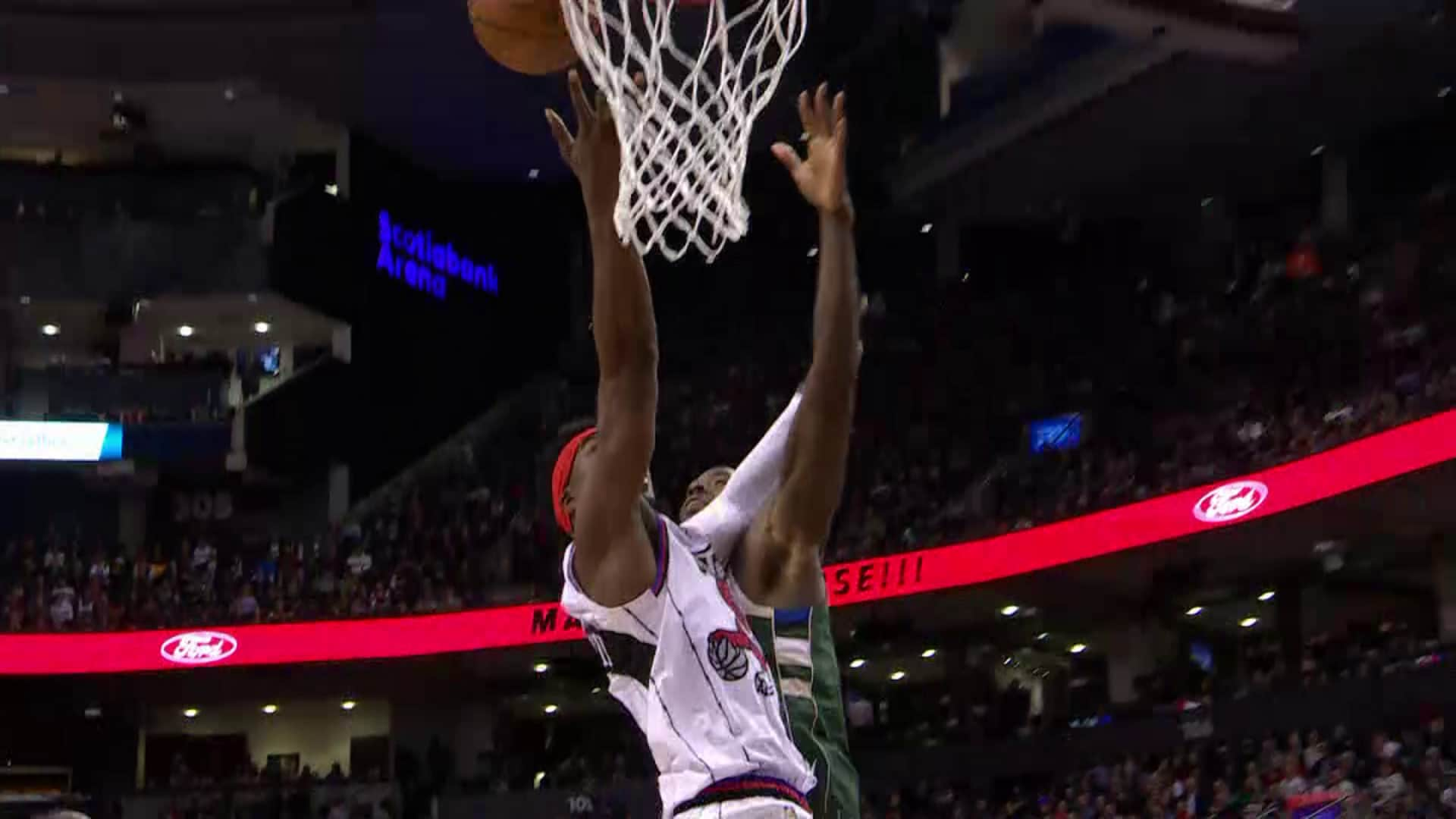 Raptors Highlights: Davis And 1 - February 25, 2020