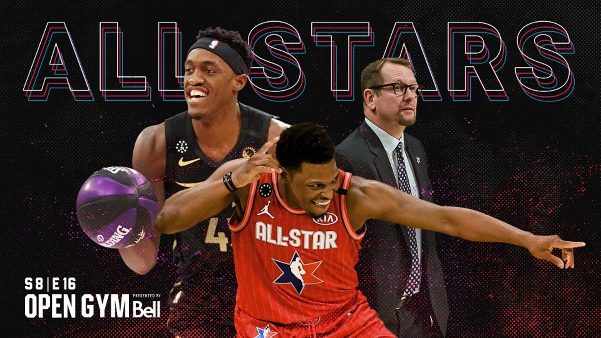 Behind the scenes with the Toronto Raptors during All-Star Weekend | Open Gym presented by Bell