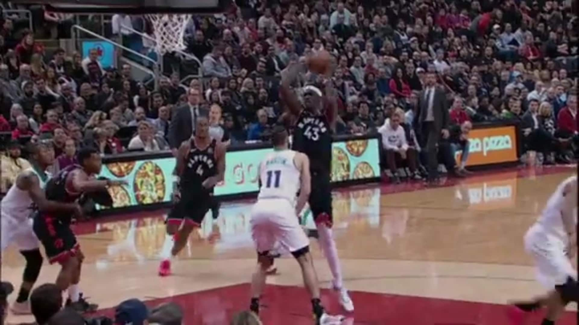 Raptors Highlights: Siakam And 1 - February 28, 2020