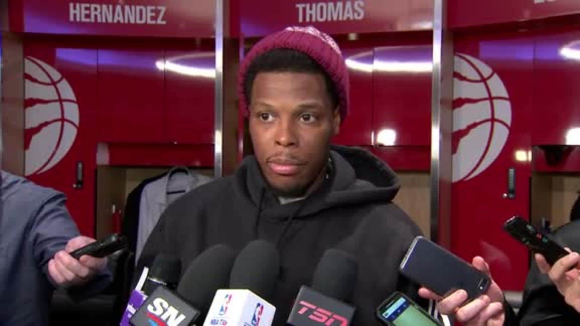 Raptors Post: Kyle Lowry - February 28, 2020