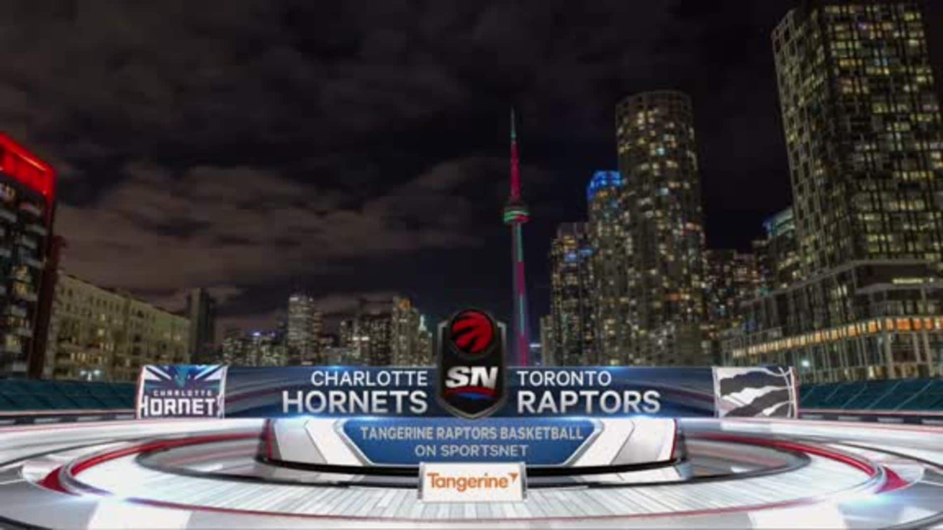 Game Highlights: Raptors vs Hornets - February 28, 2020