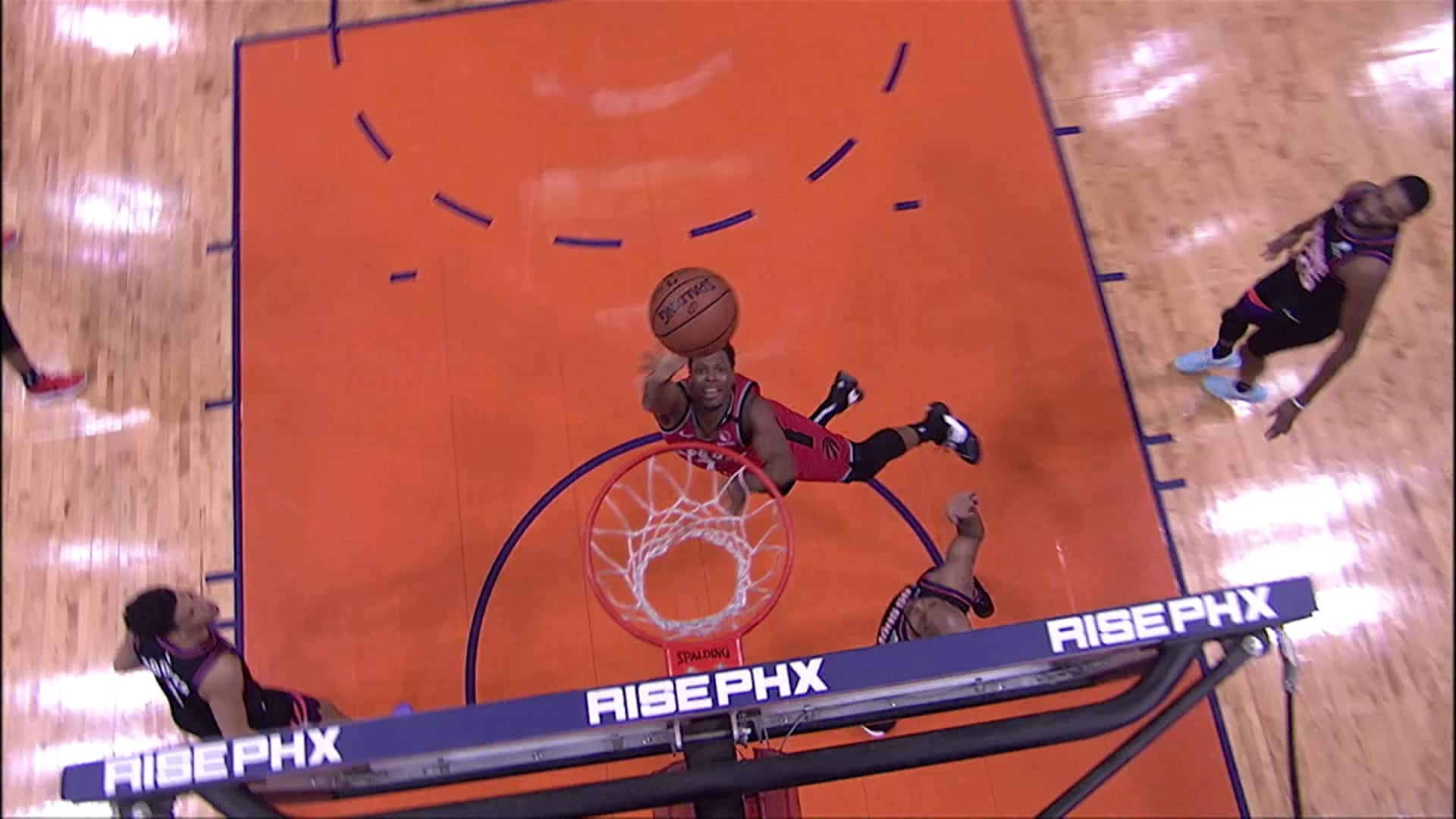 Raptors Highlights: Lowry And 1 - March 3, 2020