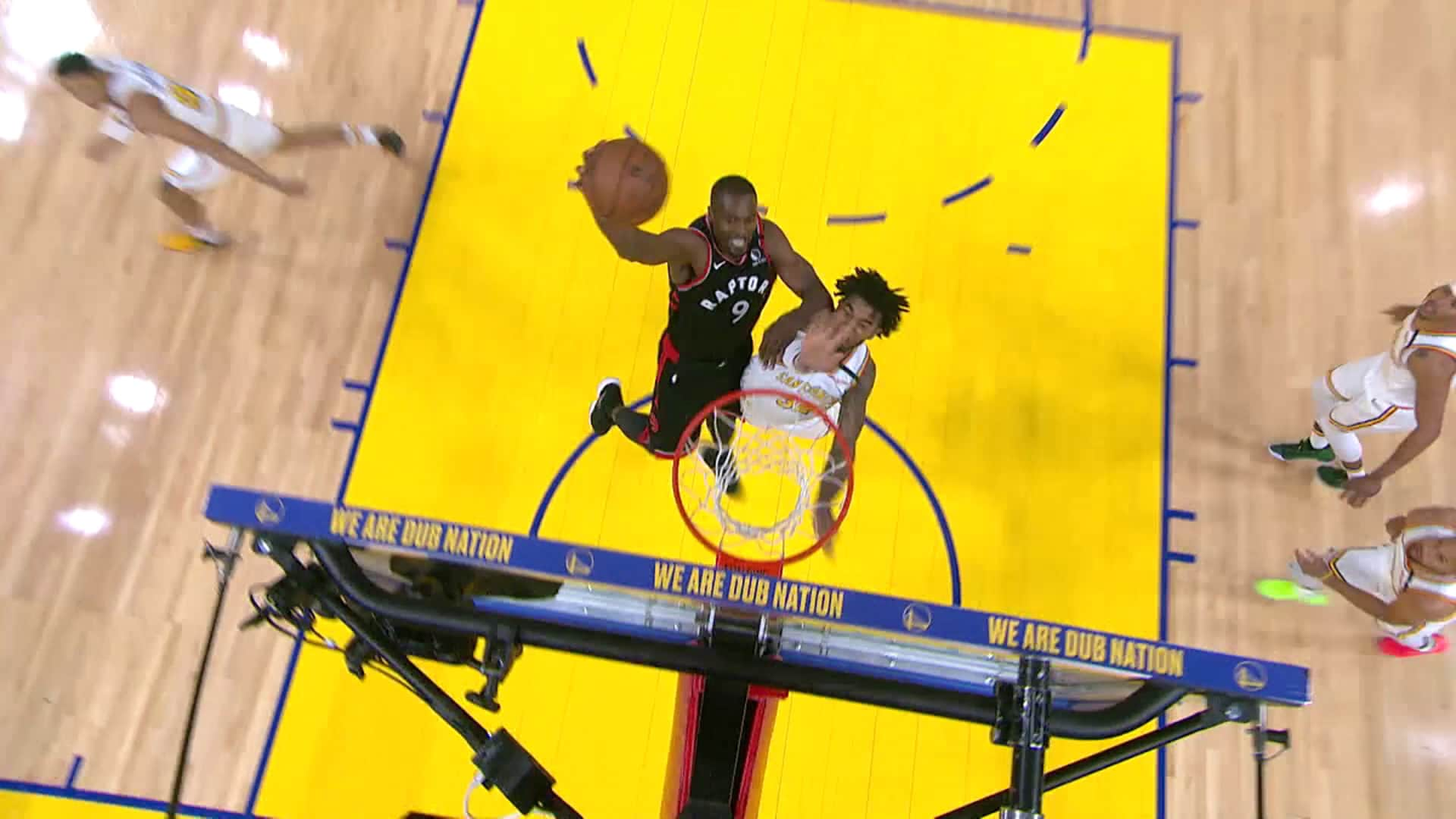Raptors Highlights: Ibaka Dunk - March 5, 2020
