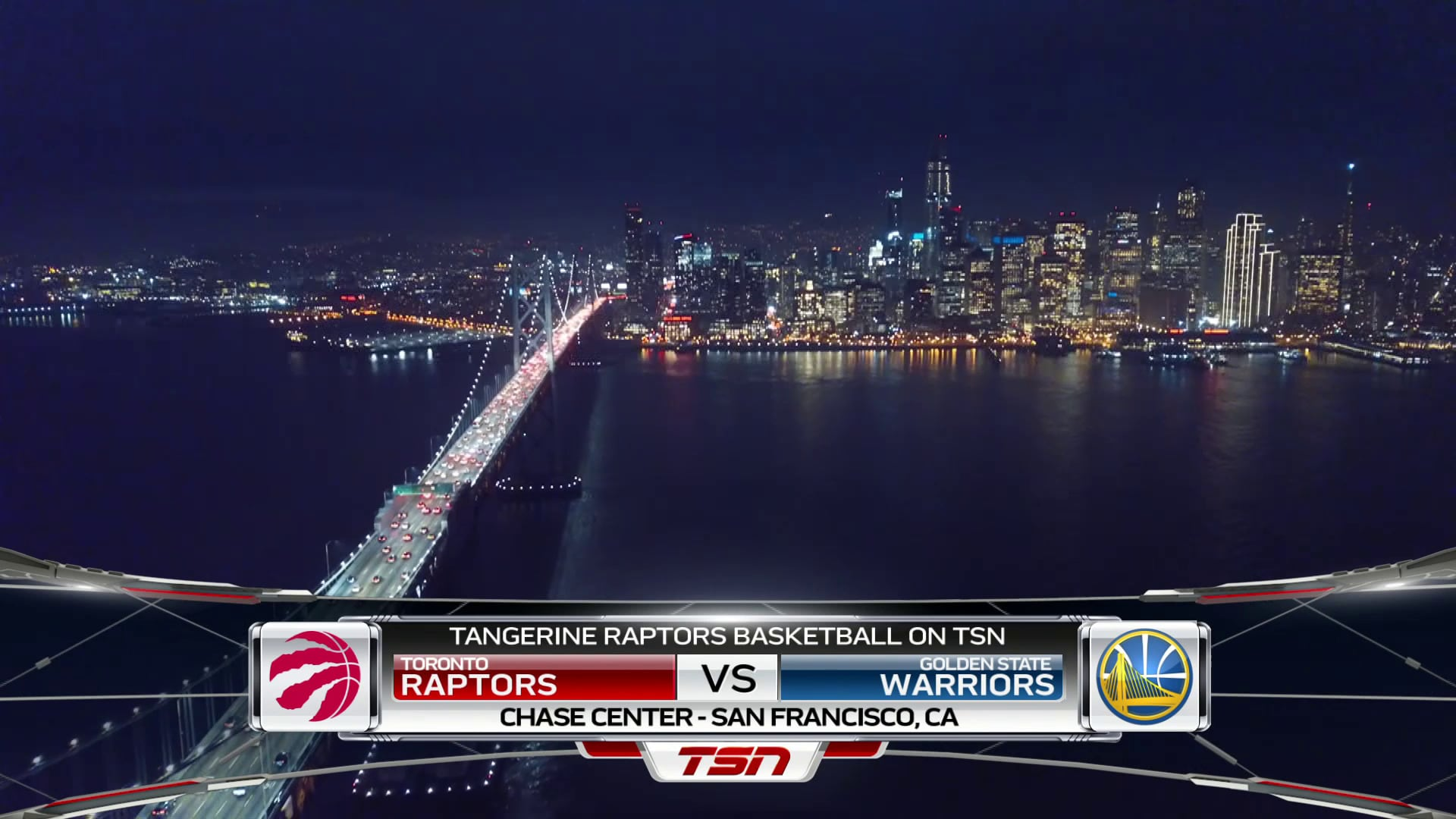 Game Highlights: Raptors at Warriors - March 5, 2020