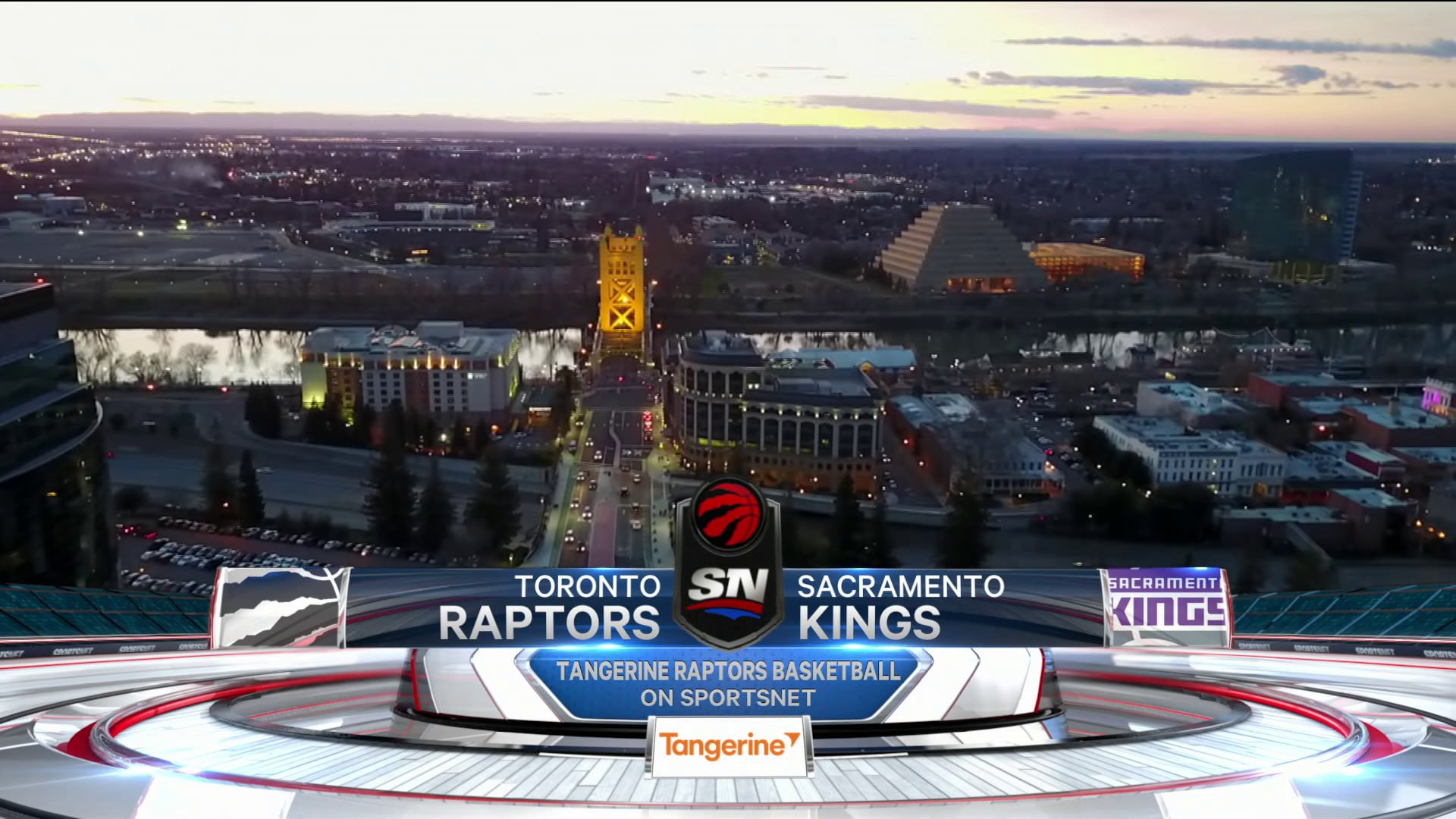 Game Highlights: Raptors at Kings - March 8, 2020