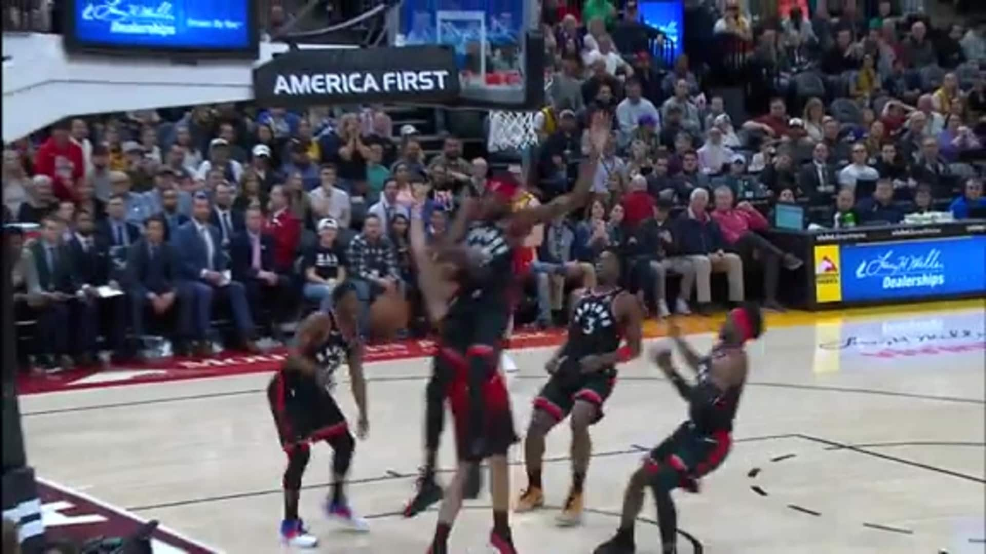 Raptors Highlights: Boucher Block - March 9, 2020