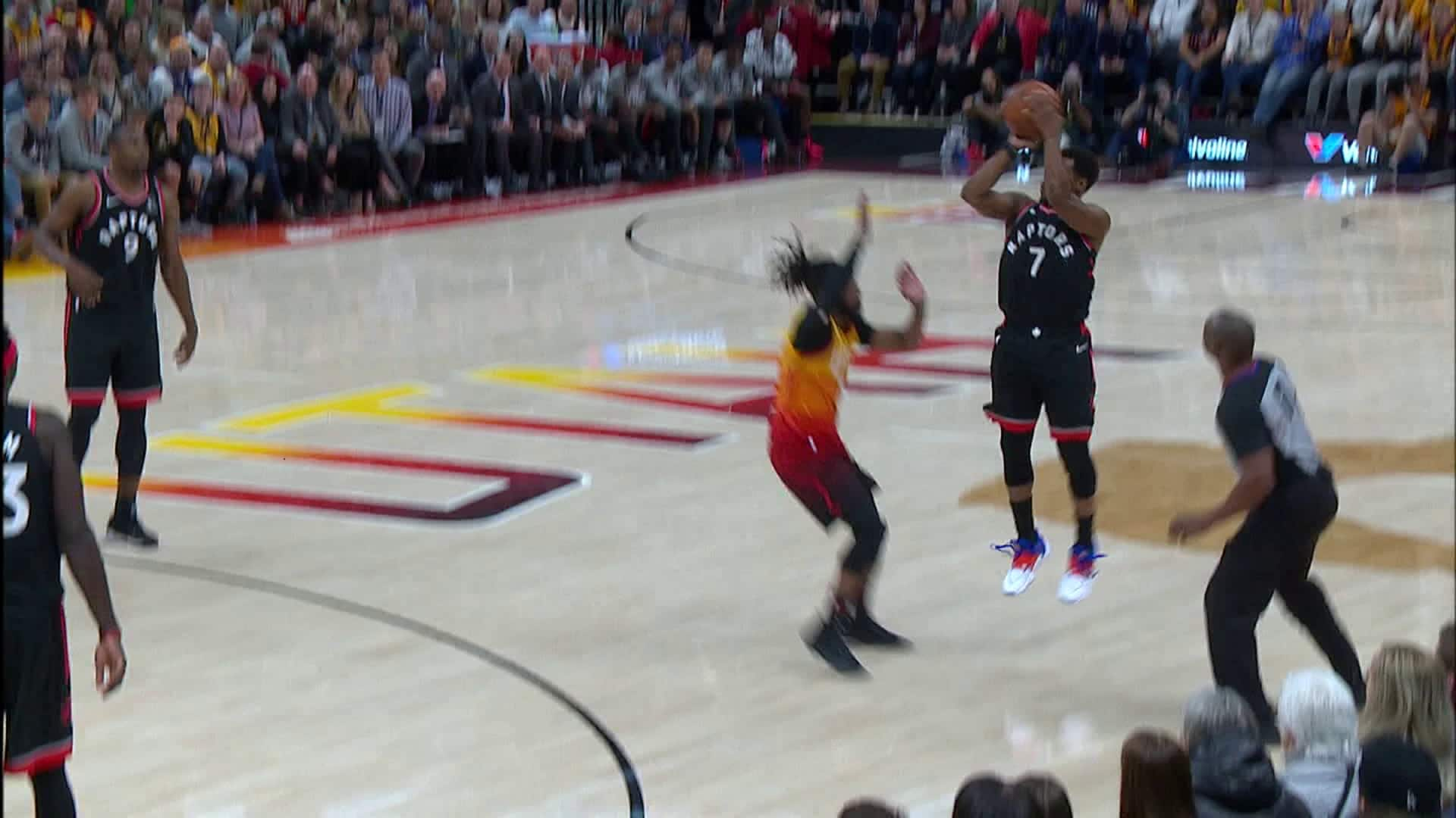 Raptors Highlights: Lowry Three - March 9, 2020