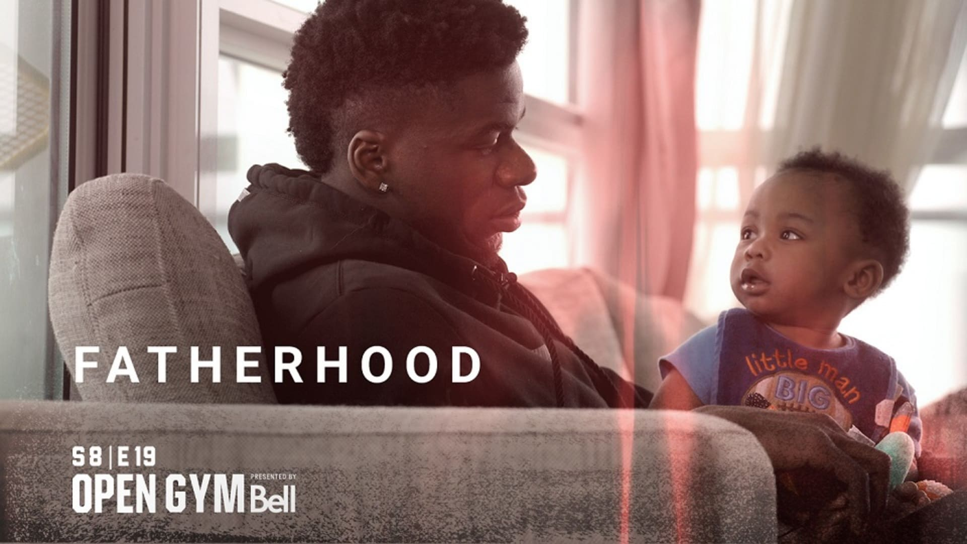Raptors rookie Terence Davis II, on fatherhood | Open Gym presented by Bell: S08E19
