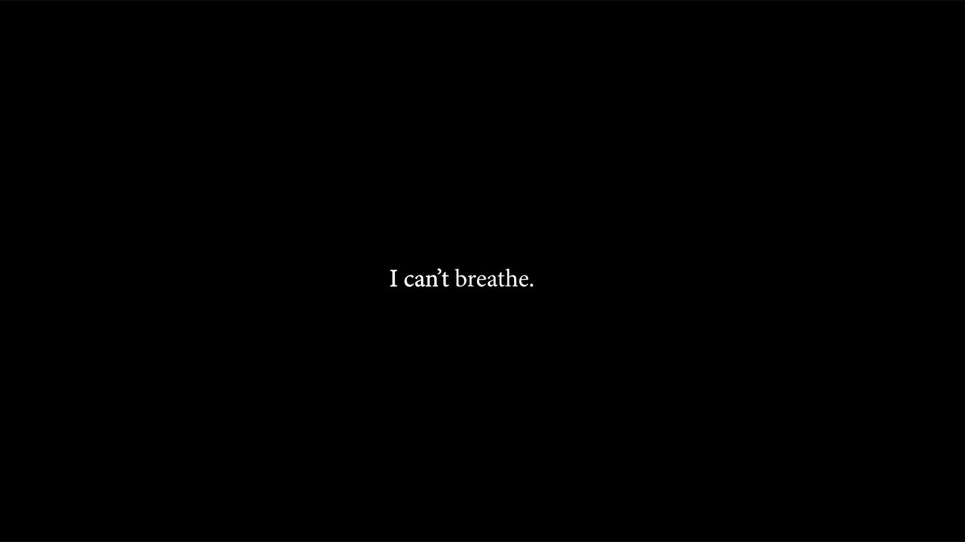 I Can't Breathe | Toronto Raptors