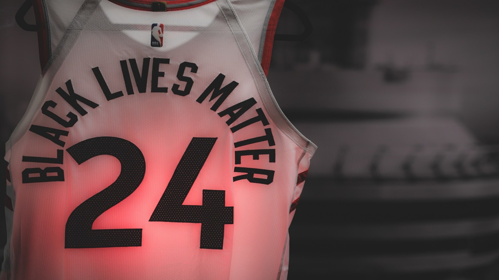 The Toronto Raptors unveil their jersey statements | Open Gym: Moment presented by Bell