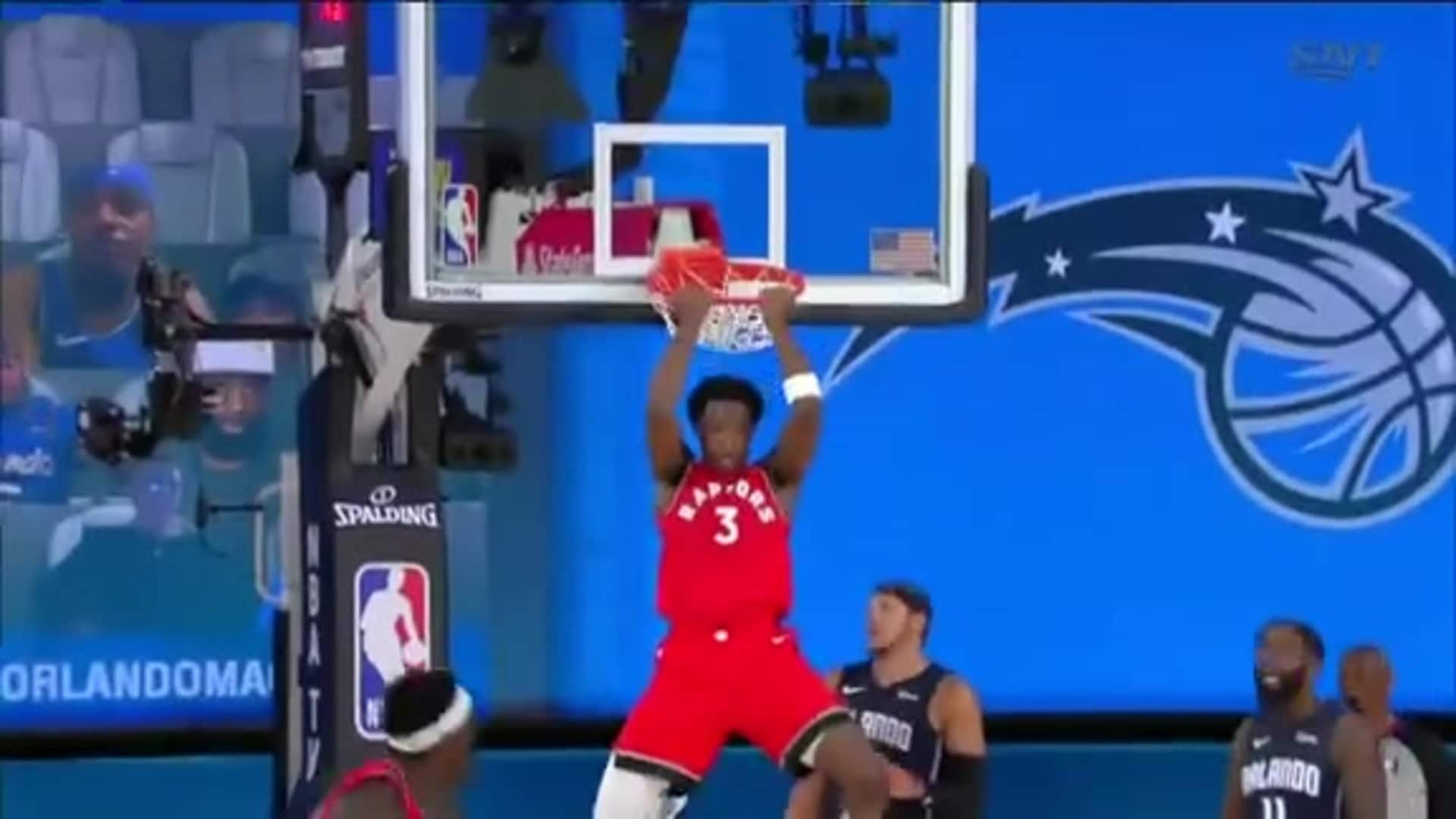 Game Highlights: Raptors at Magic - August 5, 2020