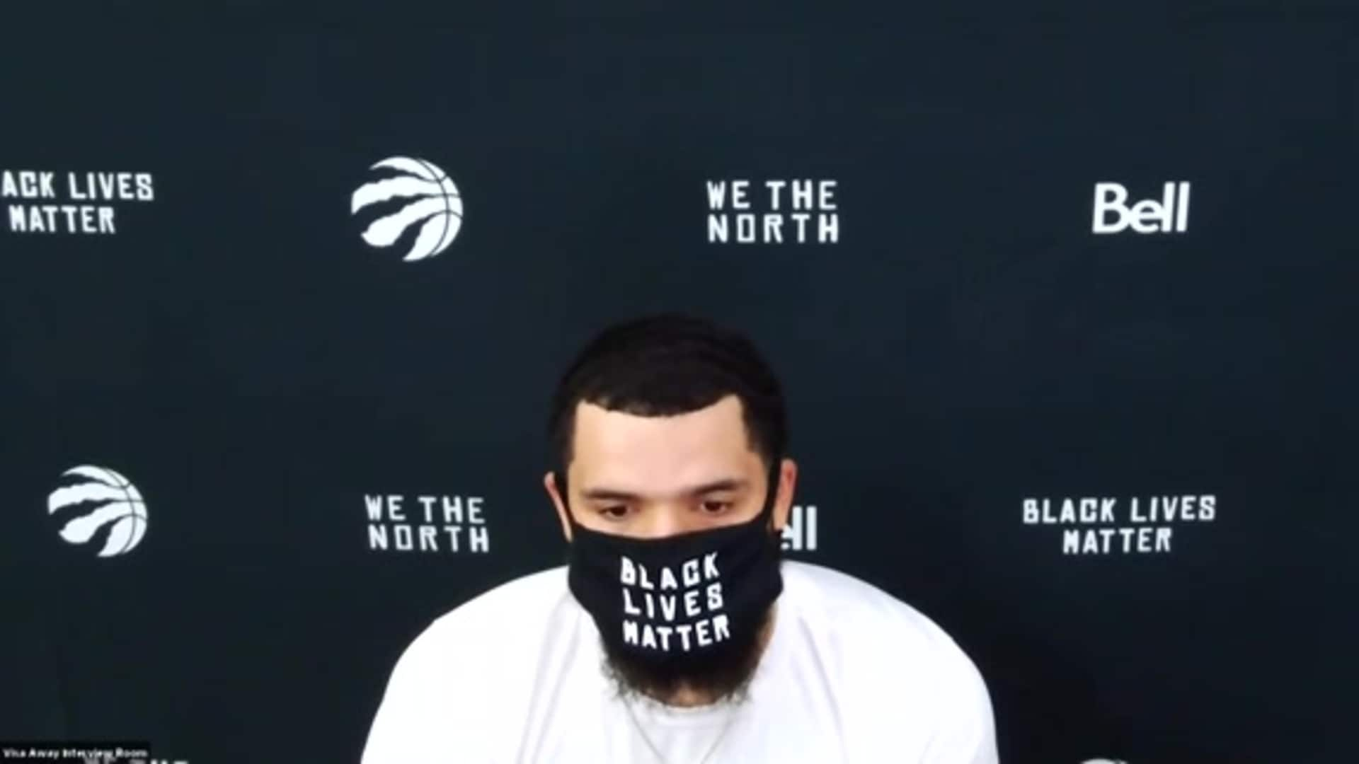 Raptors Post Game: Fred VanVleet - August 5, 2020