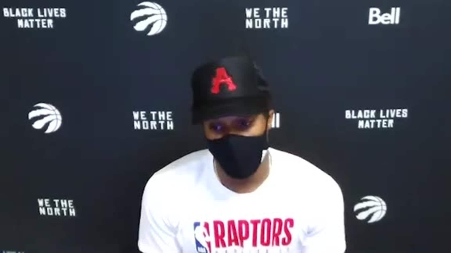 Post Game: Kyle Lowry - August 12, 2020