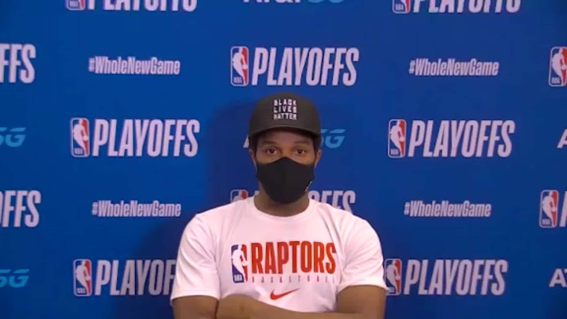 Post Game: Kyle Lowry - September 5, 2020