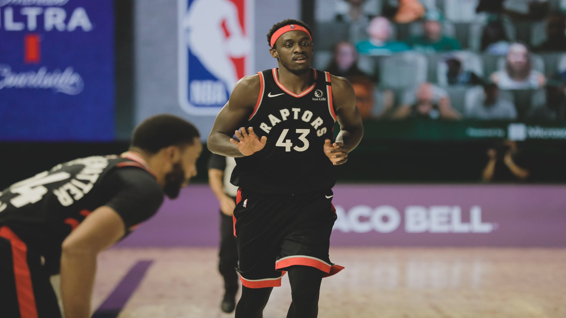 The Toronto Raptors tie the series vs. the Boston Celtics | Open Gym: Moment presented by Bell