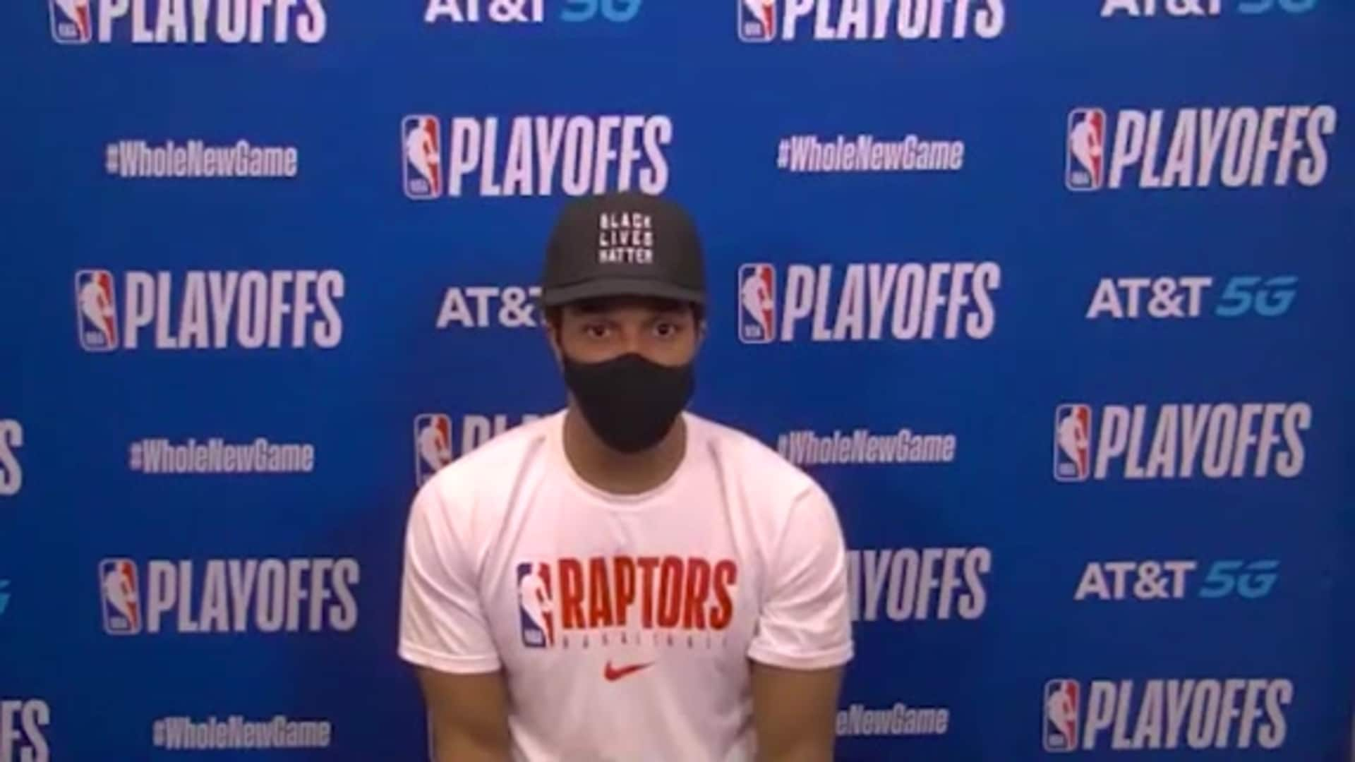 Post Game: Kyle Lowry - September 7, 2020
