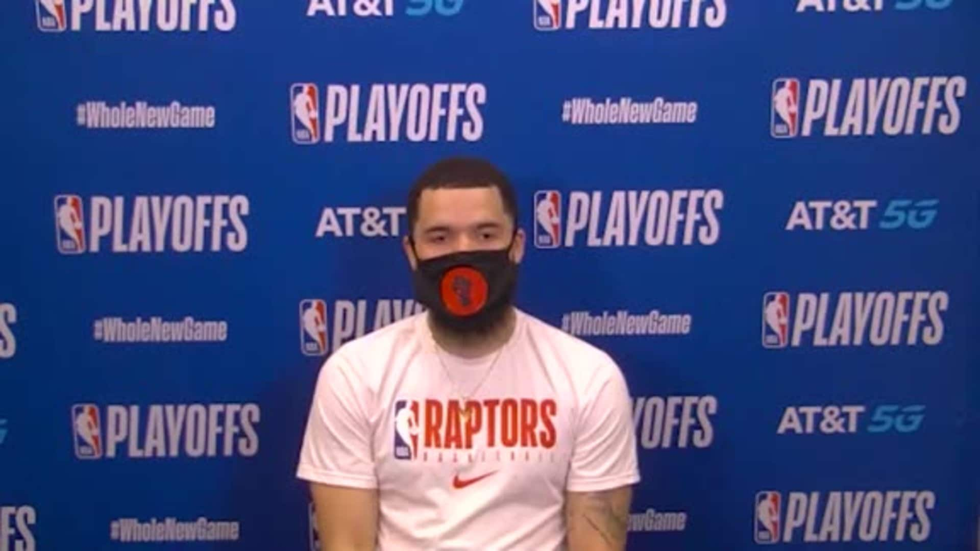 Post Game: Fred VanVleet - September 7, 2020