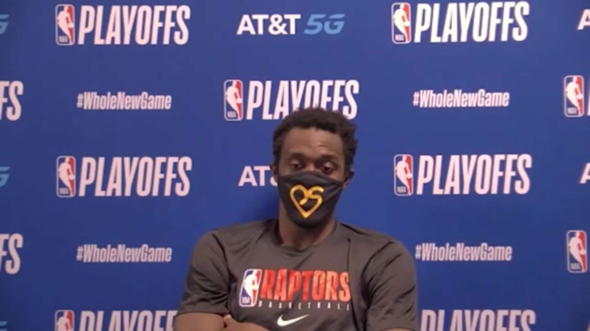 Raptors Post Game: Pascal Siakam - September 7, 2020