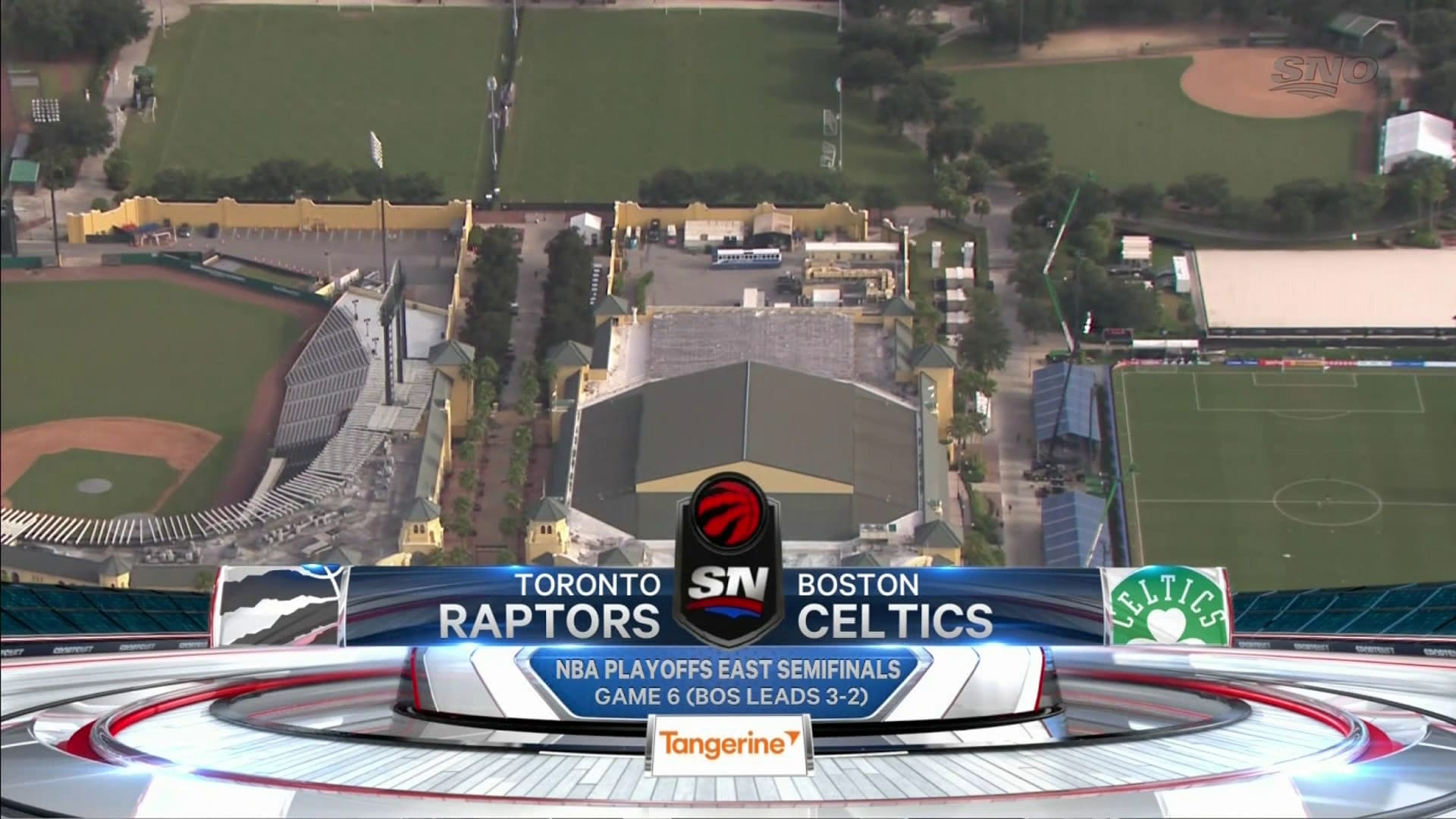 Tangerine Game Highlights: Raptors vs Celtics - September 9, 2020