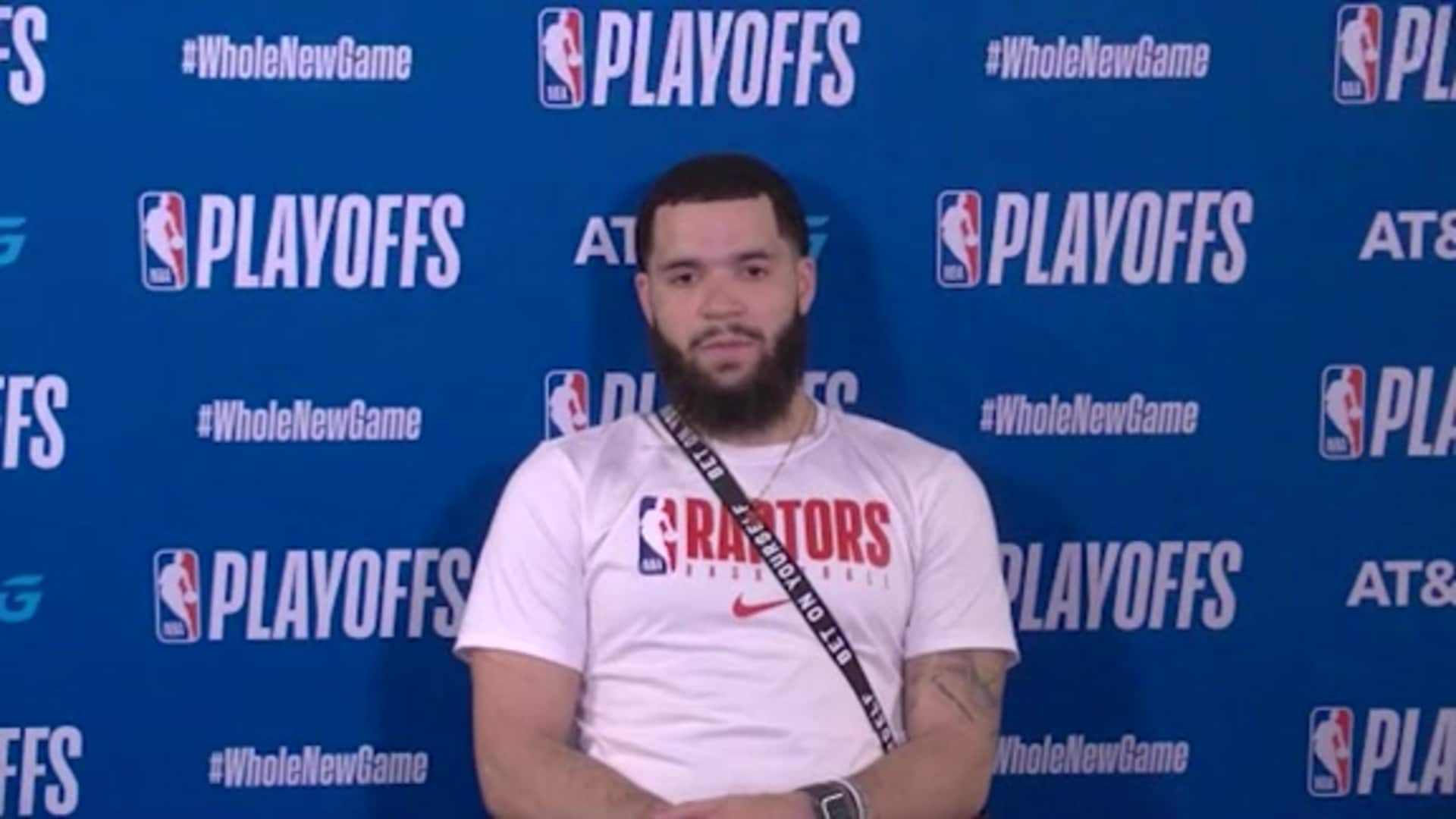 Post Game: Fred VanVleet - September 11, 2020