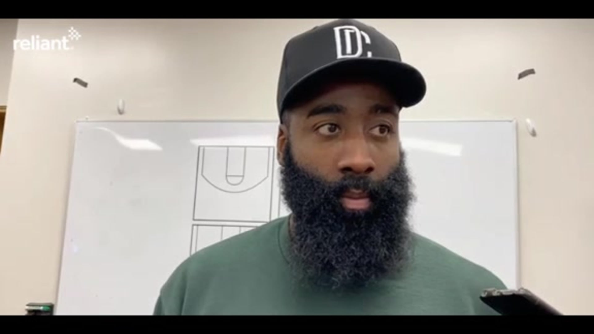 Postgame Interviews: James Harden 11-4-19