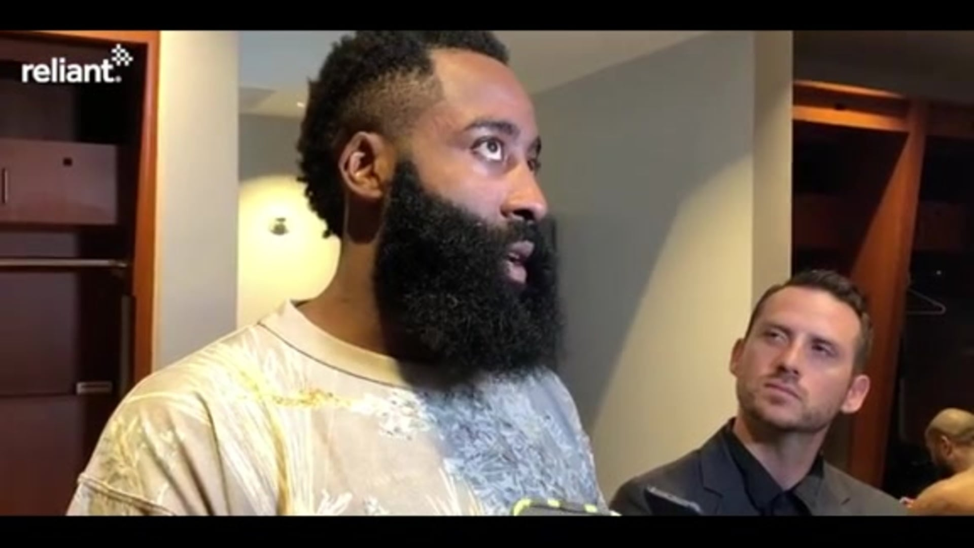 Postgame Interviews: James Harden 11-11-19