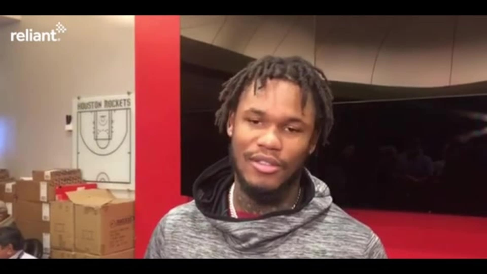 Postgame Interviews: McLemore 11-15-19