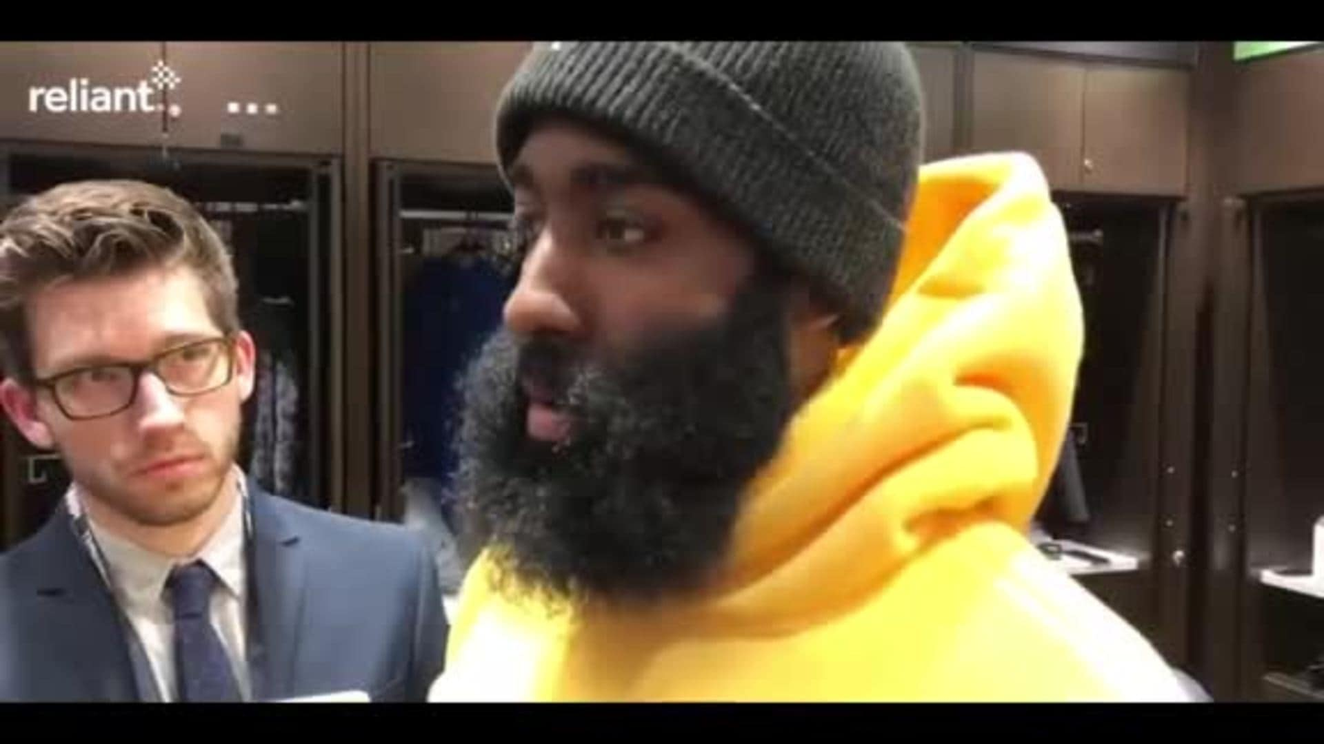 Postgame Interview: Harden 11-16-19