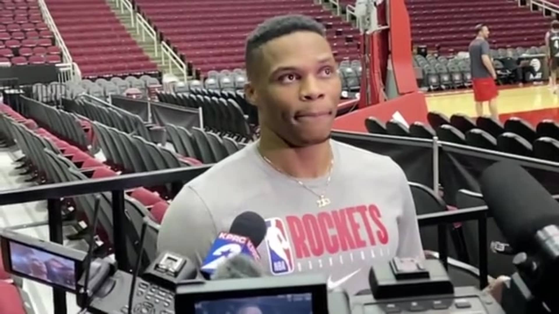 Practice Interviews: Westbrook 11/19/19