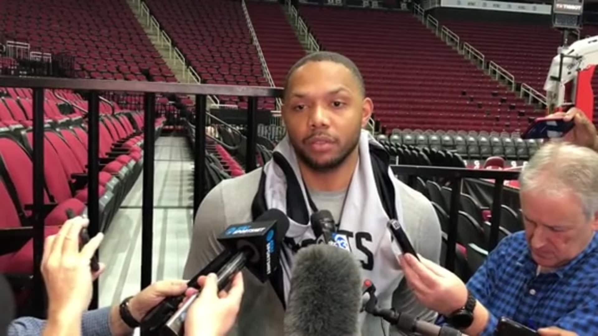 Practice Interviews: Eric Gordon 1/21/20