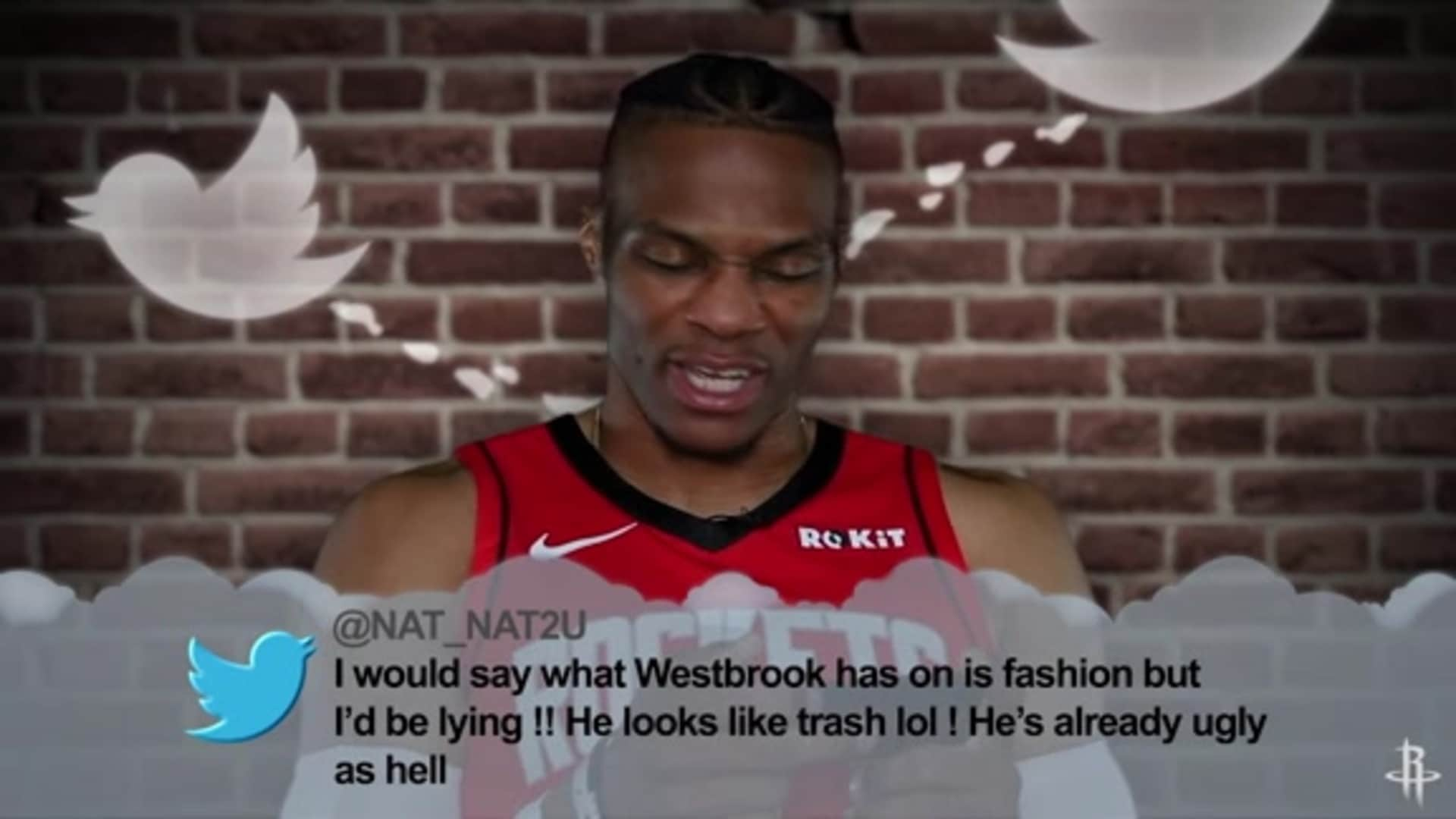Rockets Mean Tweets
