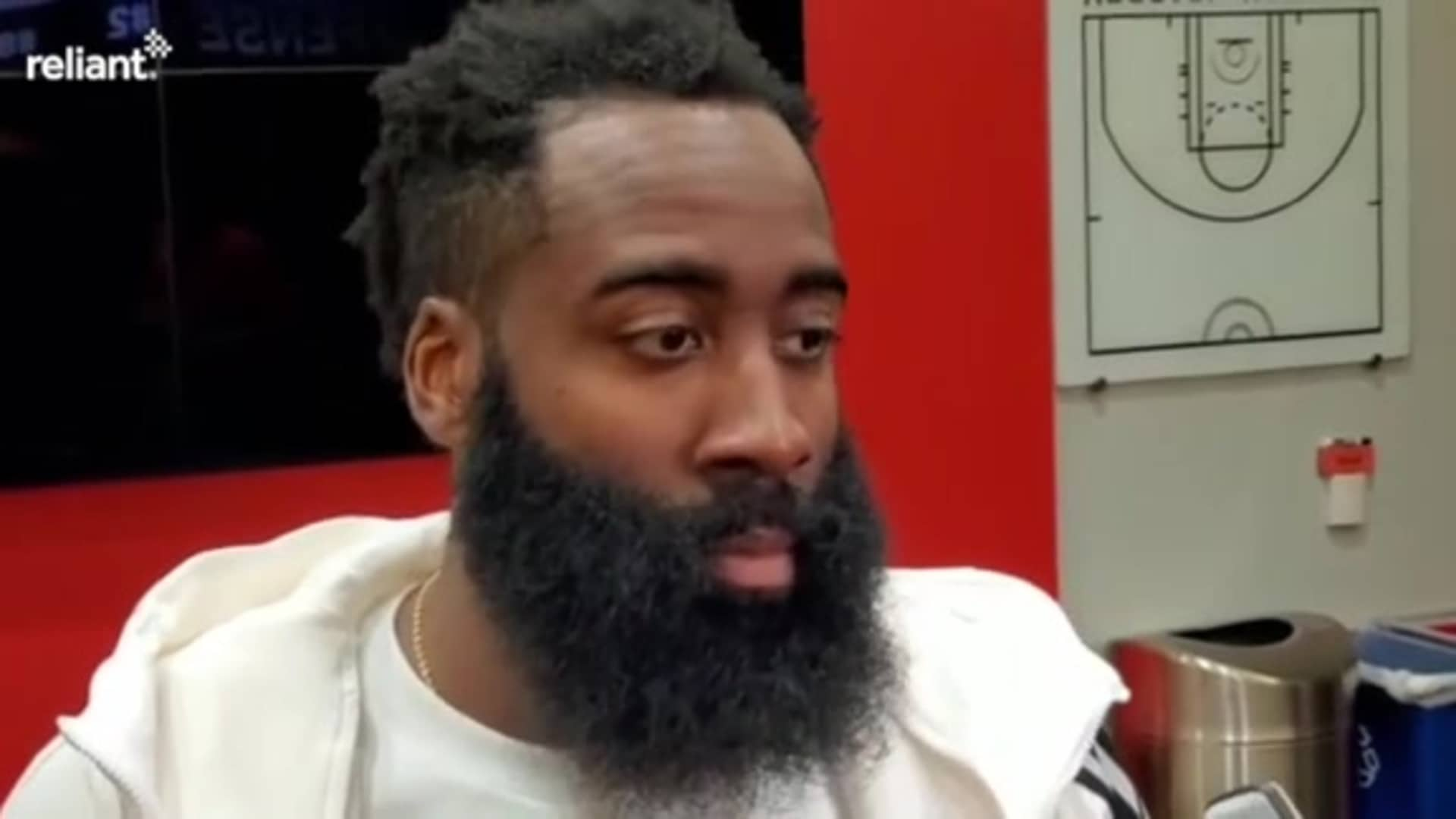 Postgame Interviews: James Harden 2-24-20