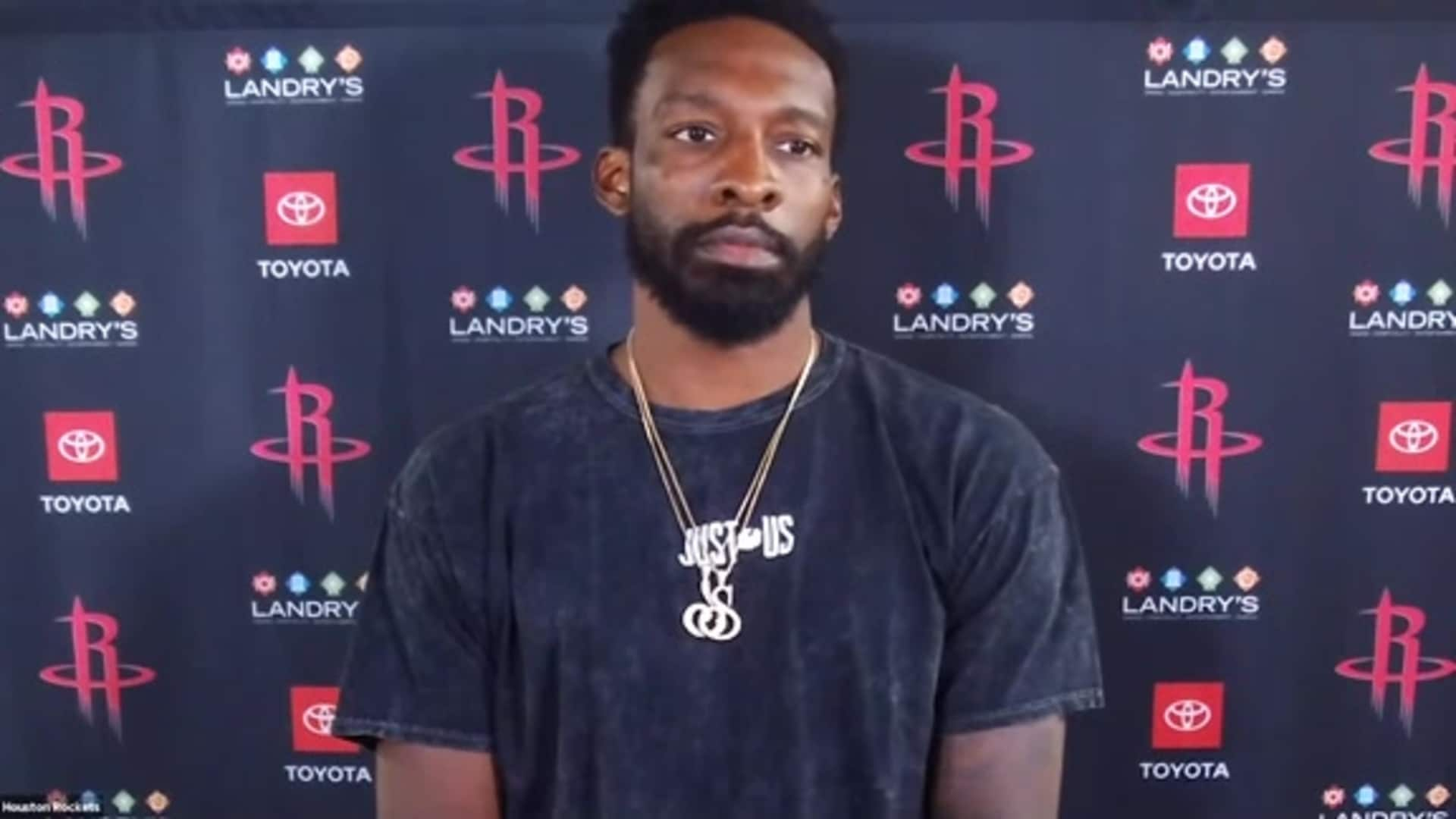 Postgame Interviews 8/4/20: Jeff Green