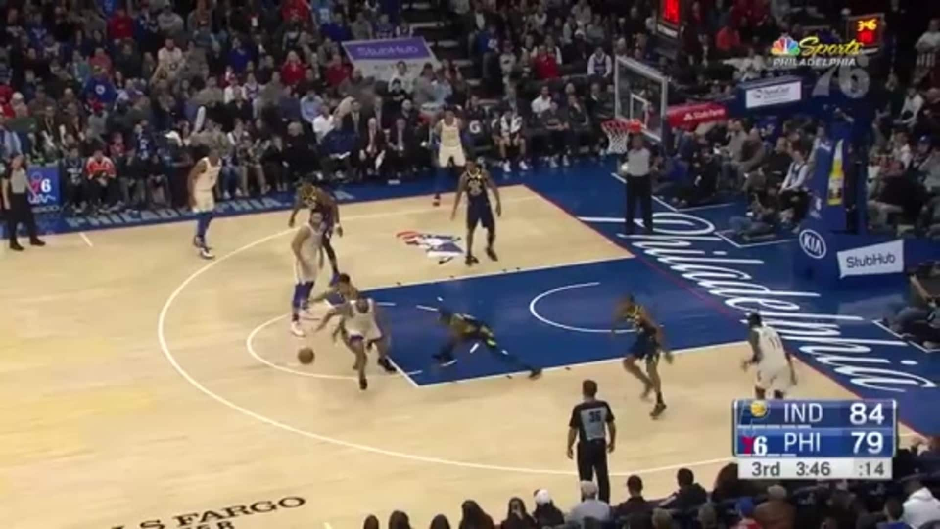 Ben Simmons   Highlights vs Indiana Pacers (11.30.19)