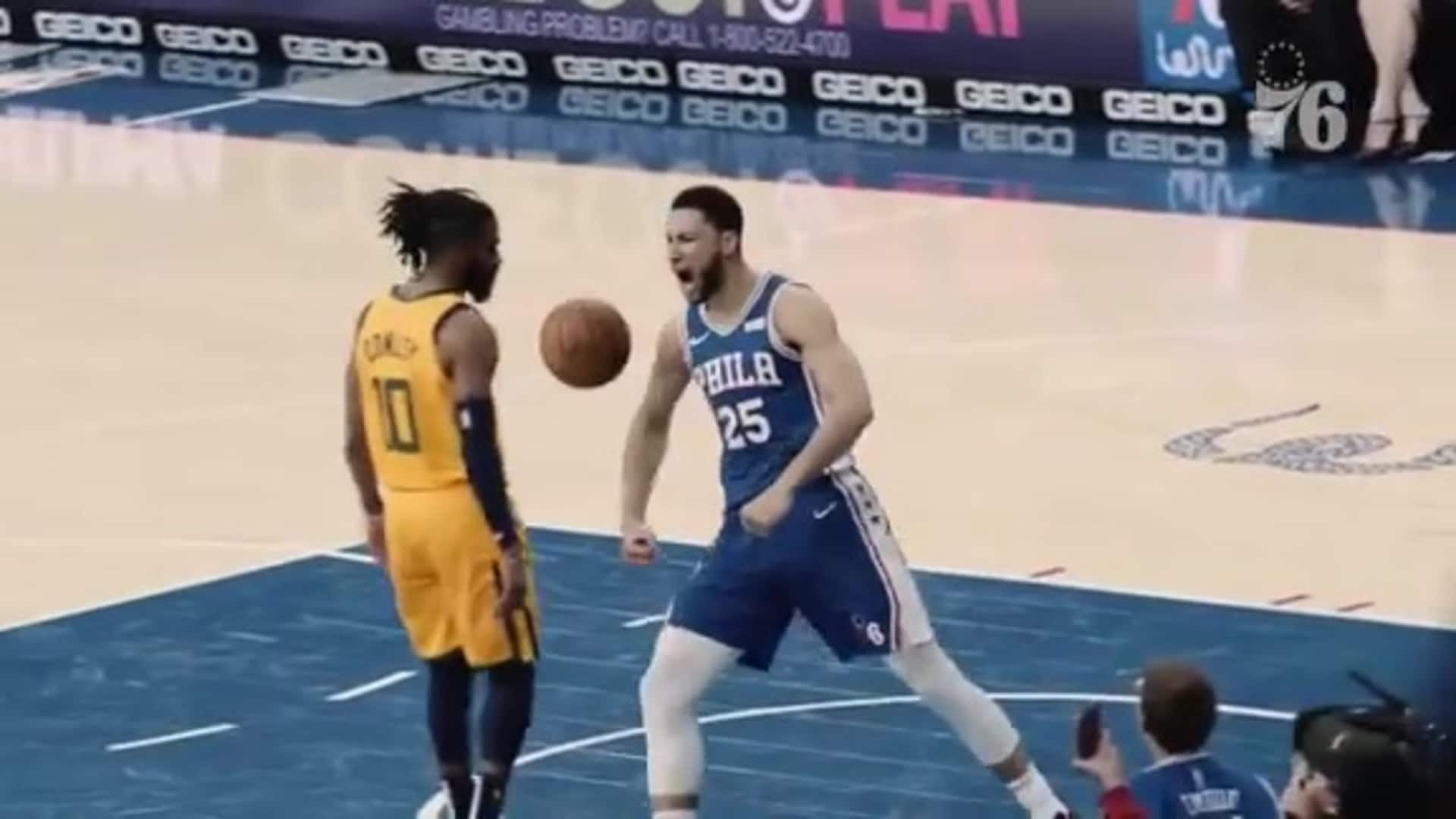 Game Film | 76ers vs Jazz (12.02.19)
